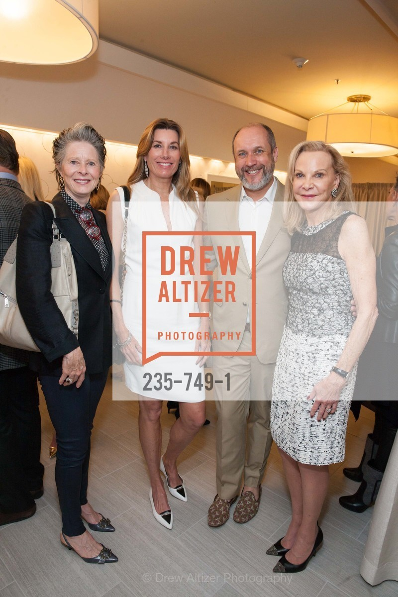 Meriwether McGettigan, Susan Dunleavy, Peter Copping, Carole McNeil, PETER COPPING Meets and Greets OSCAR DELA RENTA Clients and Associates at NEIMAN MARCUS, US, May 22nd, 2015,Drew Altizer, Drew Altizer Photography, full-service agency, private events, San Francisco photographer, photographer california