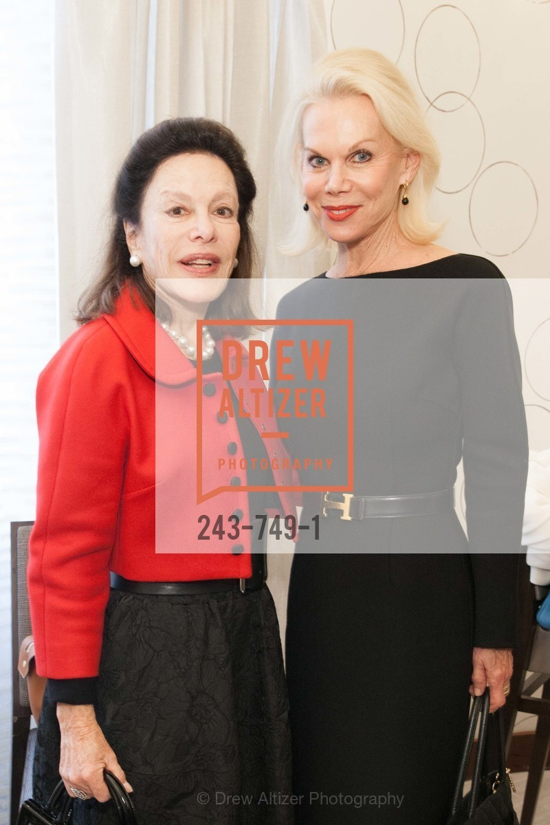 Francoise Skurman, Sandra Farris, PETER COPPING Meets and Greets OSCAR DELA RENTA Clients and Associates at NEIMAN MARCUS, US, May 22nd, 2015,Drew Altizer, Drew Altizer Photography, full-service agency, private events, San Francisco photographer, photographer california