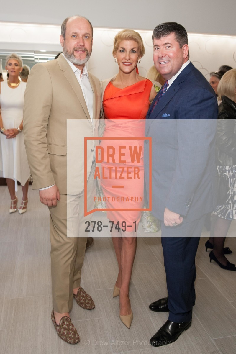 Peter Copping, Karen Caldwell, Alan Morrell, PETER COPPING Meets and Greets OSCAR DELA RENTA Clients and Associates at NEIMAN MARCUS, US, May 23rd, 2015,Drew Altizer, Drew Altizer Photography, full-service agency, private events, San Francisco photographer, photographer california