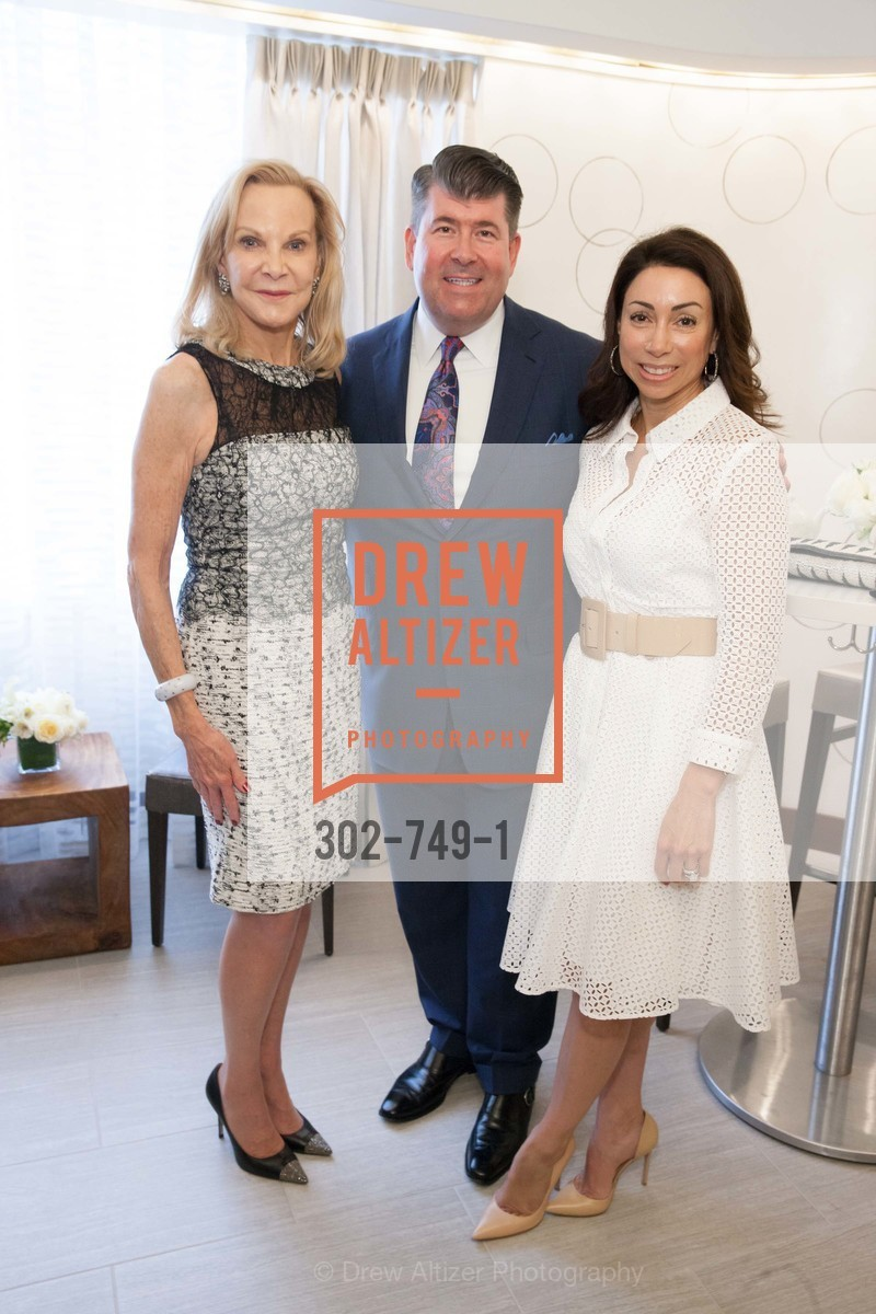 Carole McNeil, Alan Morrell, Gina Peterson, PETER COPPING Meets and Greets OSCAR DELA RENTA Clients and Associates at NEIMAN MARCUS, US, May 23rd, 2015,Drew Altizer, Drew Altizer Photography, full-service agency, private events, San Francisco photographer, photographer california