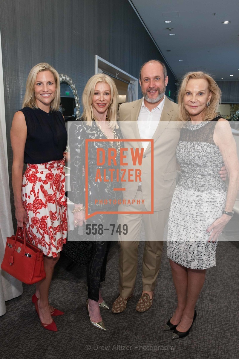 Alyson Harrington, Pamala Deikel, Peter Copping, Carole McNeil, PETER COPPING Meets and Greets OSCAR DELA RENTA Clients and Associates at NEIMAN MARCUS, US, May 23rd, 2015,Drew Altizer, Drew Altizer Photography, full-service agency, private events, San Francisco photographer, photographer california