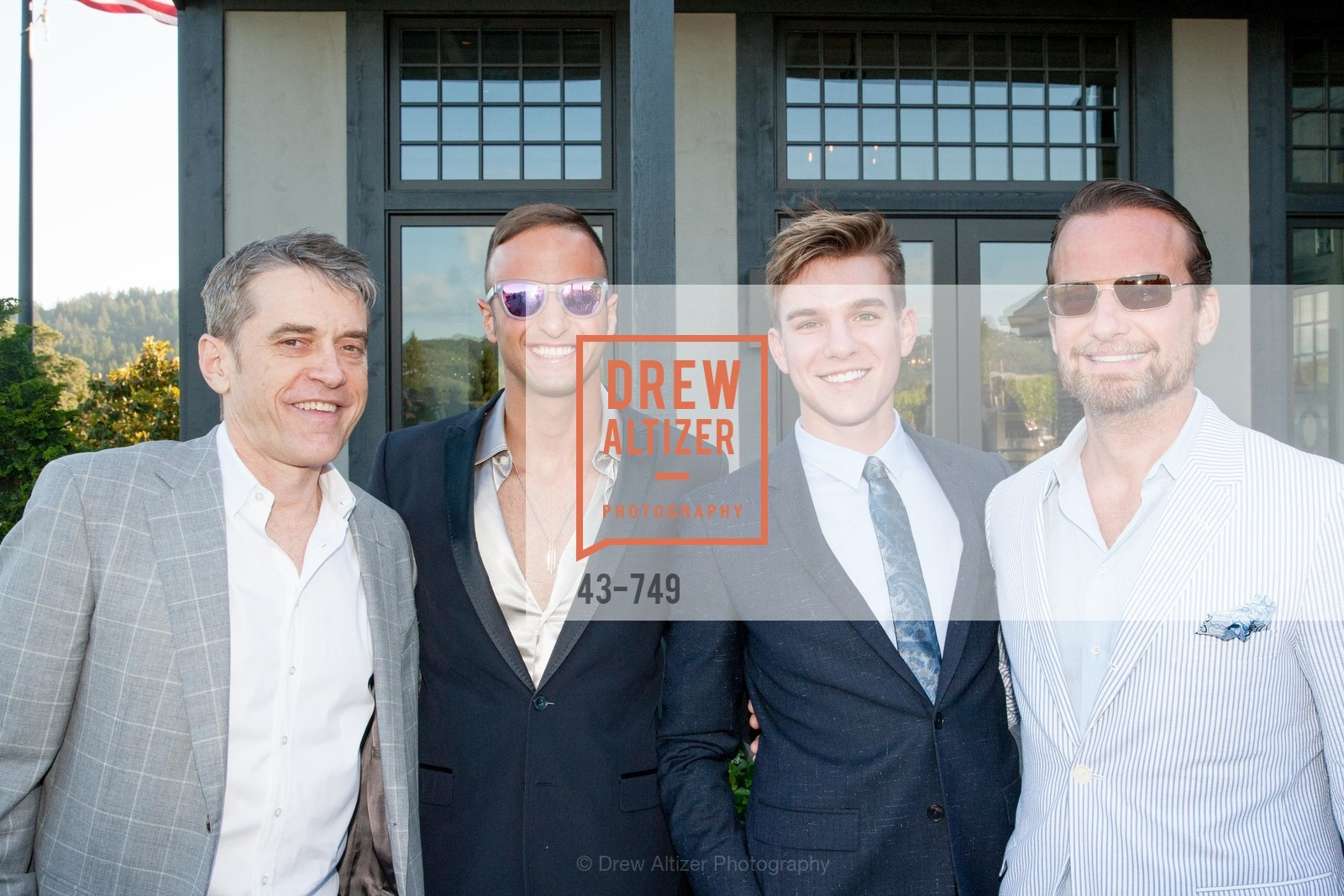 Ken Smith, Ari Kofayan, Joe Adkins, Rick Mordesovich, PETER COPPING Meets and Greets OSCAR DELA RENTA Clients and Associates at NEIMAN MARCUS, US, May 23rd, 2015,Drew Altizer, Drew Altizer Photography, full-service agency, private events, San Francisco photographer, photographer california
