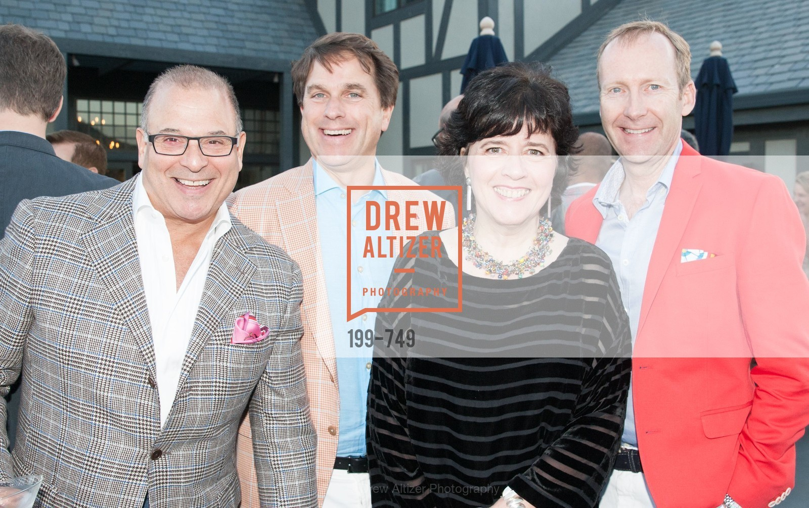 Steve Diglio, Greg Malin, Becky Saeger, Ken Schroeber, PETER COPPING Meets and Greets OSCAR DELA RENTA Clients and Associates at NEIMAN MARCUS, US, May 22nd, 2015,Drew Altizer, Drew Altizer Photography, full-service agency, private events, San Francisco photographer, photographer california