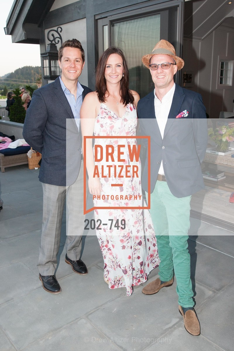 Michael Jigalin, Jennifer Jigalin, Peter Chandonnet, PETER COPPING Meets and Greets OSCAR DELA RENTA Clients and Associates at NEIMAN MARCUS, US, May 23rd, 2015,Drew Altizer, Drew Altizer Photography, full-service agency, private events, San Francisco photographer, photographer california