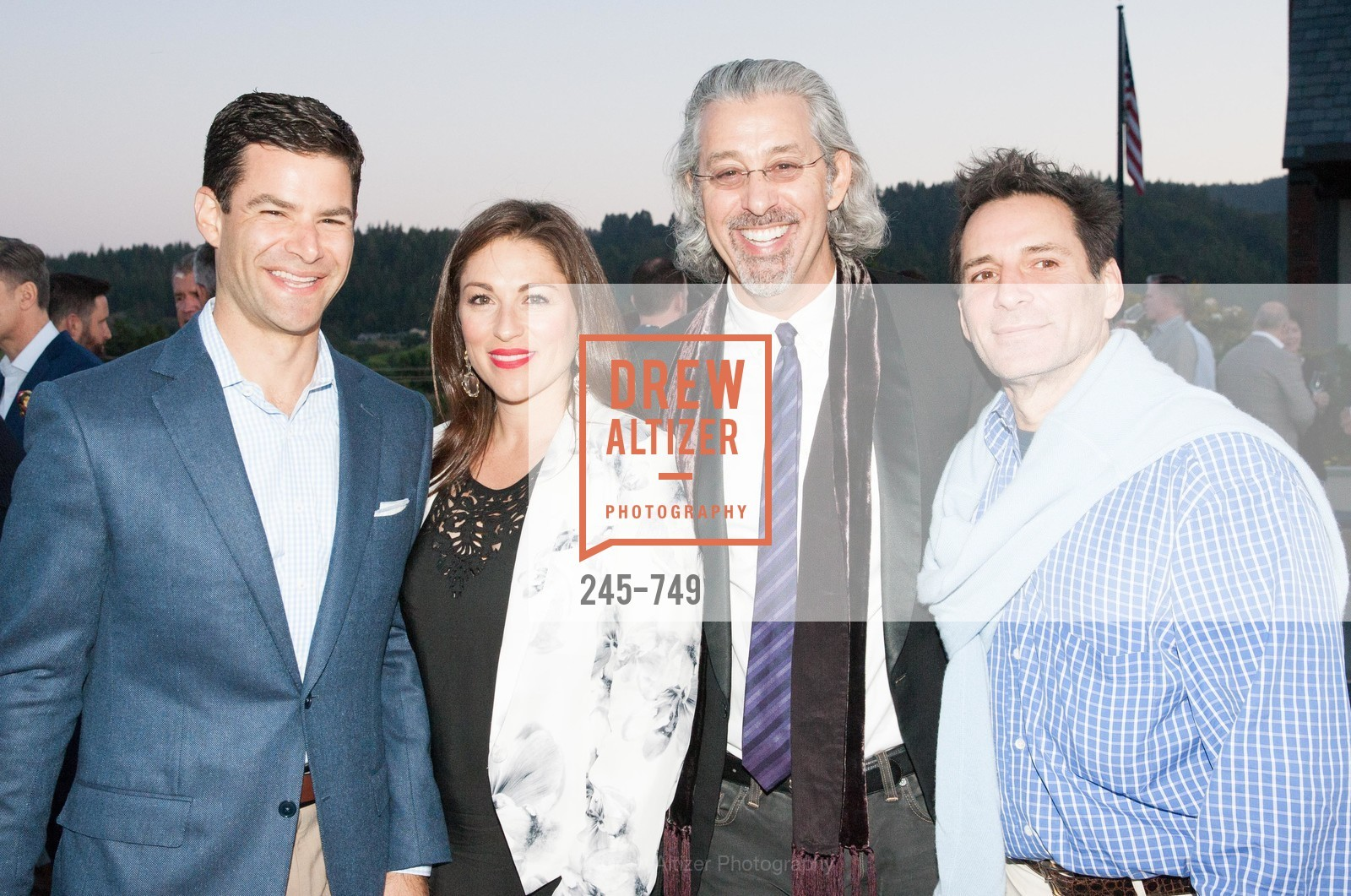 Ed Segal, Maya Segal, Jeffrey Rosen, Seth Mattarasso, PETER COPPING Meets and Greets OSCAR DELA RENTA Clients and Associates at NEIMAN MARCUS, US, May 23rd, 2015,Drew Altizer, Drew Altizer Photography, full-service agency, private events, San Francisco photographer, photographer california