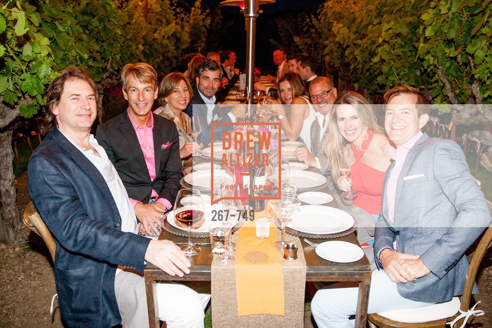 Rick Gerber, Jack Calhoun, Keith Ross, Claudia Ross, Steve Diglio, Audrey Gerber, Trent Norris, PETER COPPING Meets and Greets OSCAR DELA RENTA Clients and Associates at NEIMAN MARCUS, US, May 23rd, 2015,Drew Altizer, Drew Altizer Photography, full-service agency, private events, San Francisco photographer, photographer california
