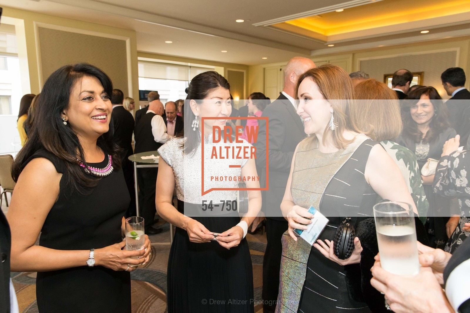 Lata Krishnan, Akiko Yamazaki, Noosheen Hashemi, Jane Wales, WORLD AFFAIRS COUNCIL Awards Dinner, US, May 26th, 2015,Drew Altizer, Drew Altizer Photography, full-service agency, private events, San Francisco photographer, photographer california