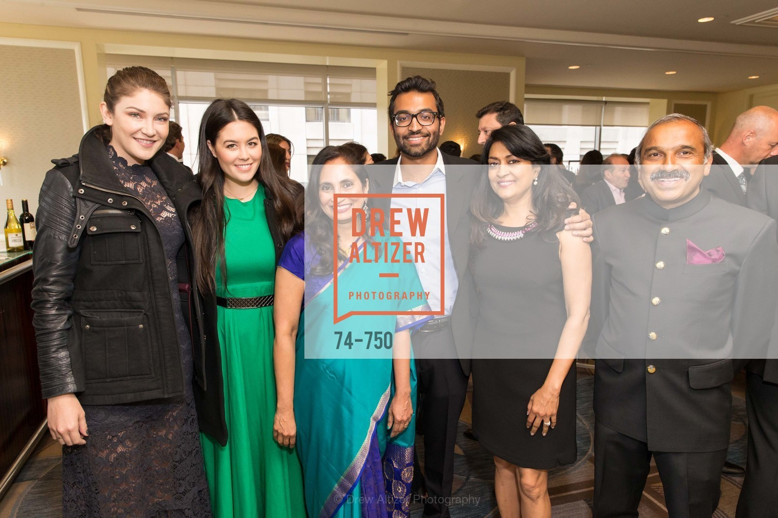 Melody McCloskey, Michelle Dong, Padmasree Warrior, Rohan Shah, Lata Krishnan, Mohan Warrier, WORLD AFFAIRS COUNCIL Awards Dinner, US, May 26th, 2015,Drew Altizer, Drew Altizer Photography, full-service agency, private events, San Francisco photographer, photographer california