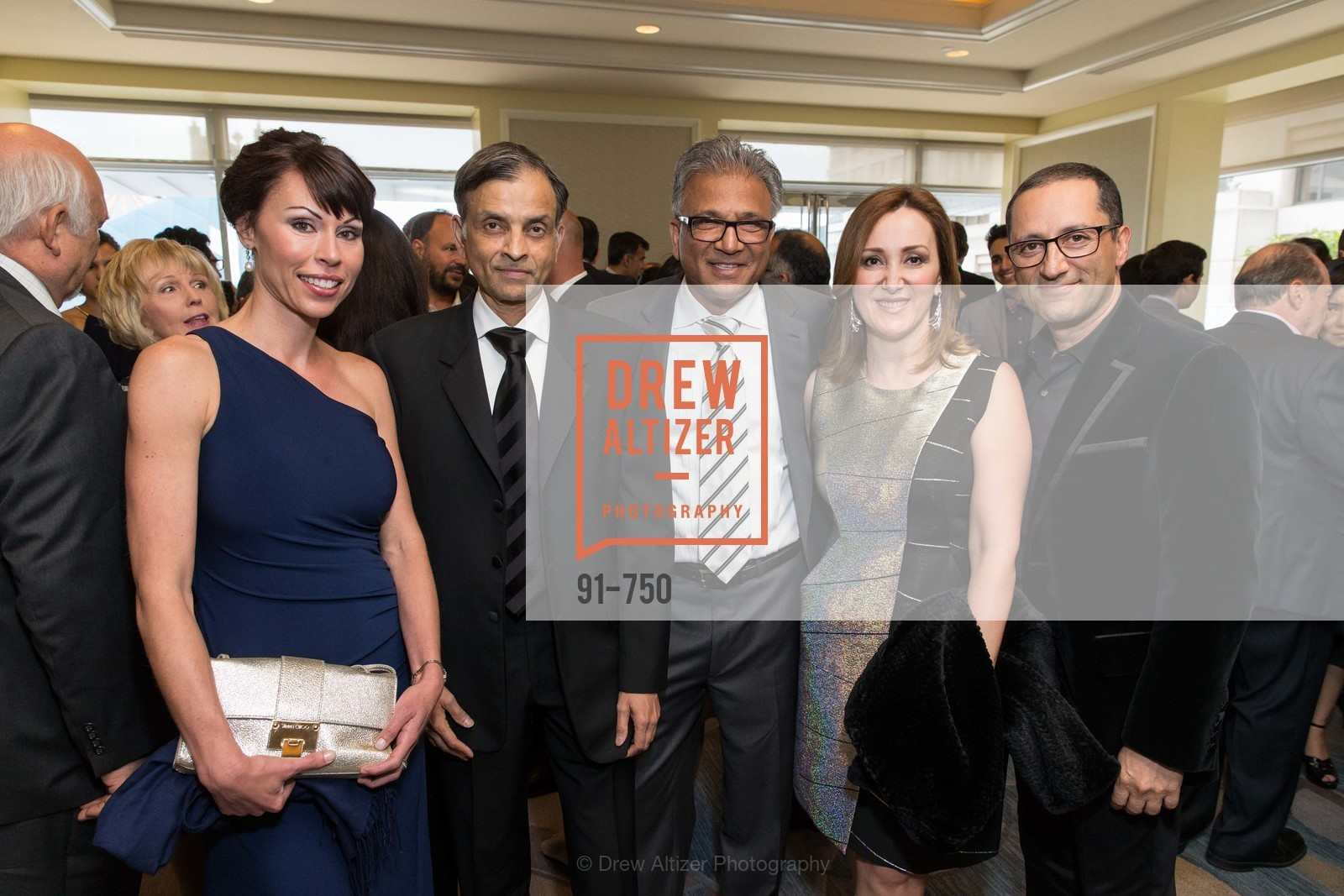 Ashley Madden, Vivek Ranadive, Umang Gupta, Noosheen Hashemi, Farzad Nazem, WORLD AFFAIRS COUNCIL Awards Dinner, US, May 26th, 2015,Drew Altizer, Drew Altizer Photography, full-service agency, private events, San Francisco photographer, photographer california
