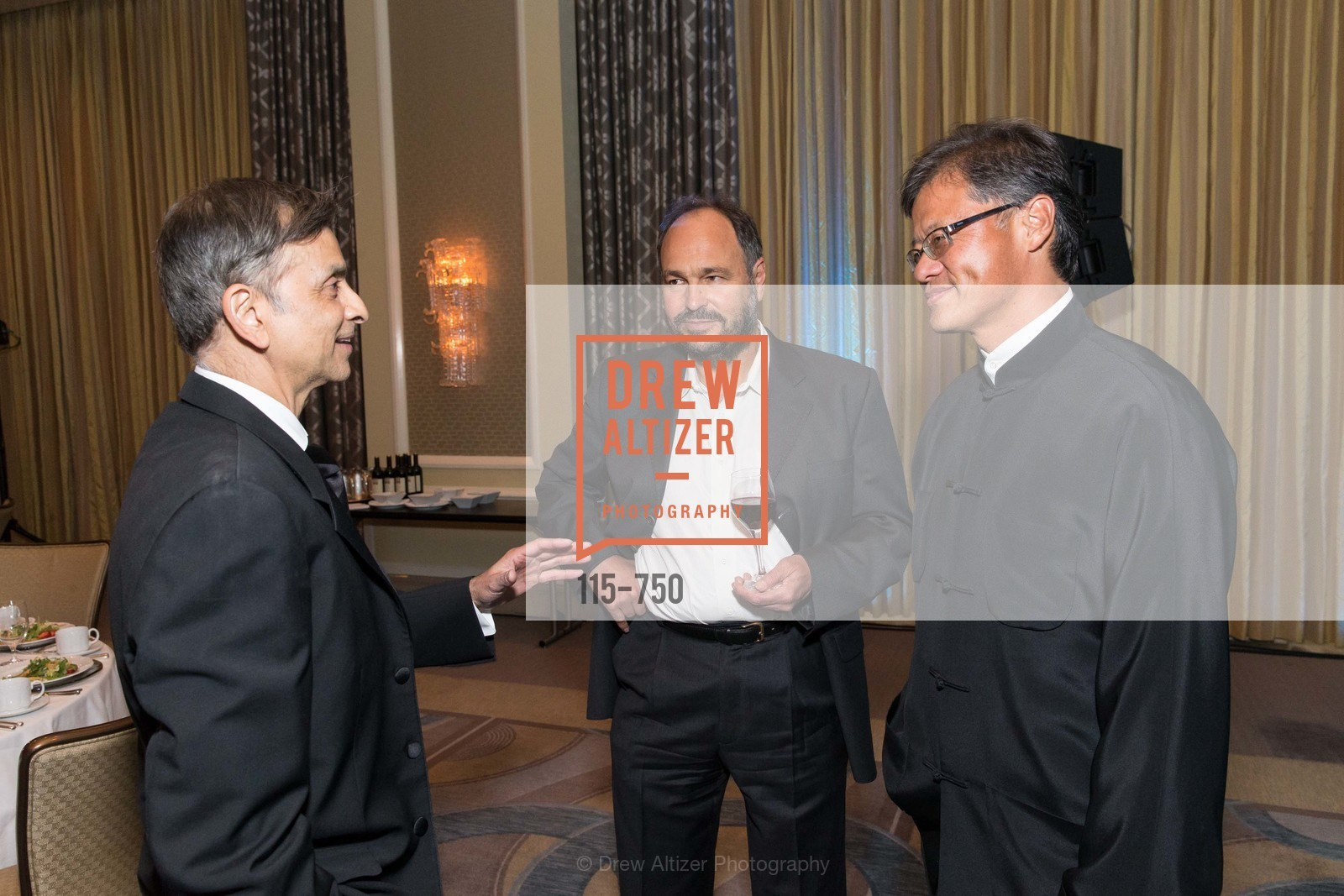Vivek Ranadive, Paul Maritz, Jerry Yang, WORLD AFFAIRS COUNCIL Awards Dinner, US, May 26th, 2015,Drew Altizer, Drew Altizer Photography, full-service agency, private events, San Francisco photographer, photographer california