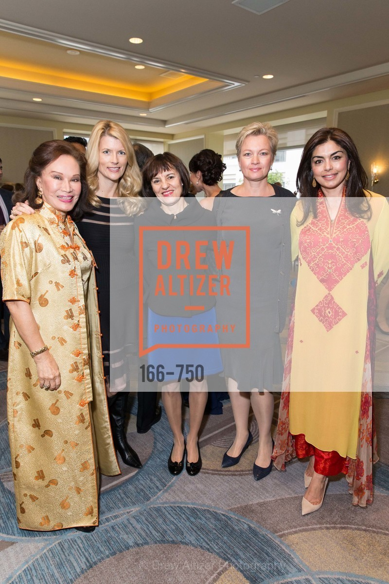 Martha Hertelendy, Diane Dwyer, Cheang Granyna, Olga Petrova, Sara Abbasi, WORLD AFFAIRS COUNCIL Awards Dinner, US, May 26th, 2015,Drew Altizer, Drew Altizer Photography, full-service agency, private events, San Francisco photographer, photographer california