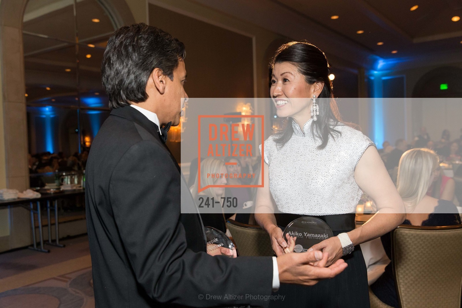 Akiko Yamazaki, WORLD AFFAIRS COUNCIL Awards Dinner, US, May 27th, 2015,Drew Altizer, Drew Altizer Photography, full-service event agency, private events, San Francisco photographer, photographer California