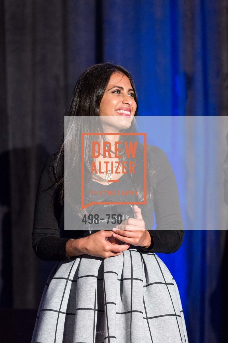 Ruzwana Bashir, WORLD AFFAIRS COUNCIL Awards Dinner, US, May 27th, 2015,Drew Altizer, Drew Altizer Photography, full-service event agency, private events, San Francisco photographer, photographer California