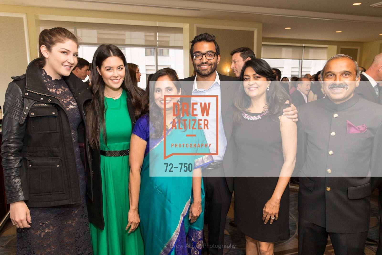 Melody McCloskey, Michelle Dong, Padmasree Warrior, Rohan Shah, Lata Krishnan, Mohan Warrier, WORLD AFFAIRS COUNCIL Awards Dinner, US, May 27th, 2015,Drew Altizer, Drew Altizer Photography, full-service agency, private events, San Francisco photographer, photographer california