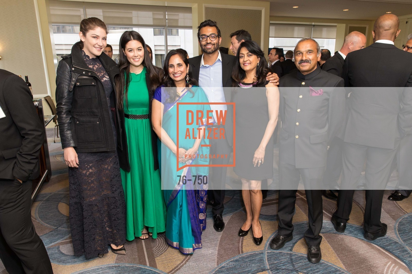 Lata Krishnan, Padmasree Warrior, Rohan Shah, Mohan Warrier, WORLD AFFAIRS COUNCIL Awards Dinner, US, May 27th, 2015,Drew Altizer, Drew Altizer Photography, full-service agency, private events, San Francisco photographer, photographer california