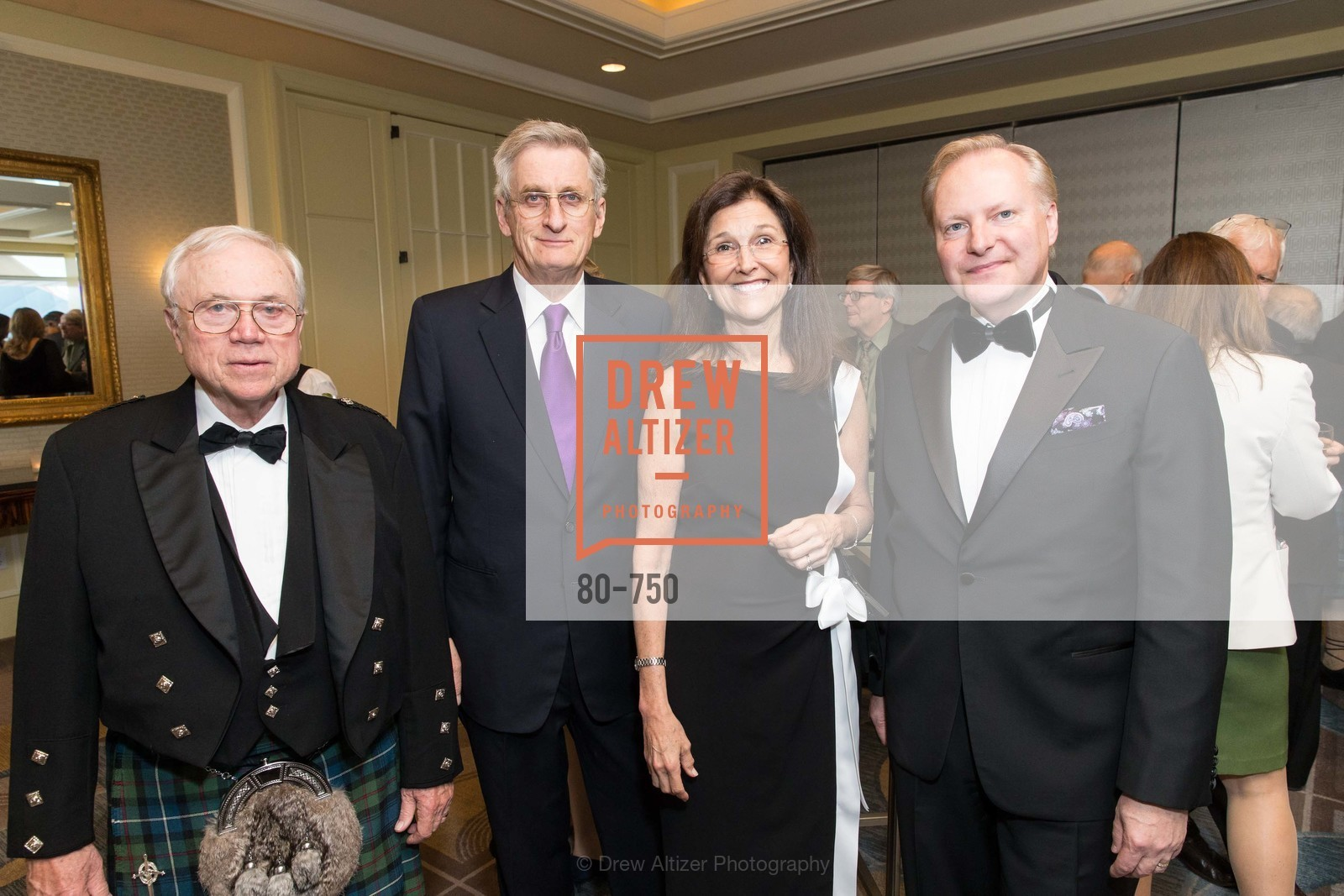 James Robertson, Ruediger Naumann-Etienne, Jane Wales, Brian James, WORLD AFFAIRS COUNCIL Awards Dinner, US, May 27th, 2015,Drew Altizer, Drew Altizer Photography, full-service agency, private events, San Francisco photographer, photographer california