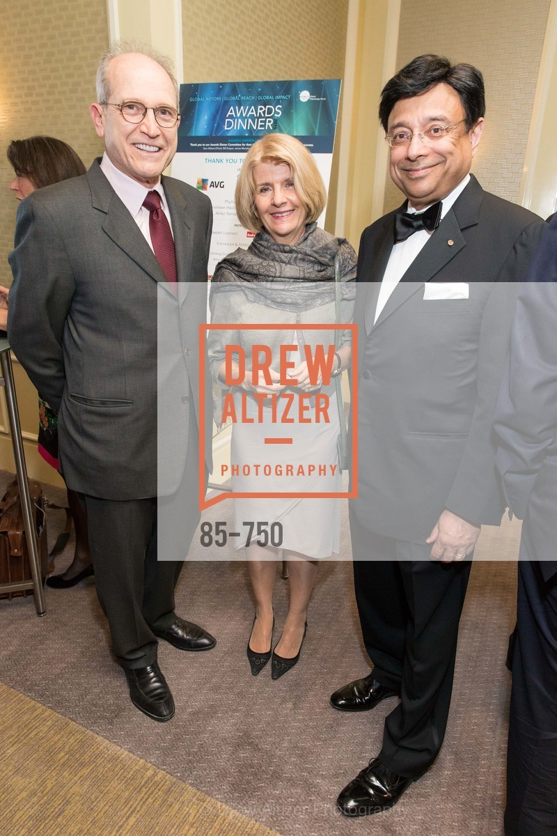 Francois Antounian, Annette Campbell-White, S. Shariq Yosufzai, WORLD AFFAIRS COUNCIL Awards Dinner, US, May 27th, 2015,Drew Altizer, Drew Altizer Photography, full-service agency, private events, San Francisco photographer, photographer california