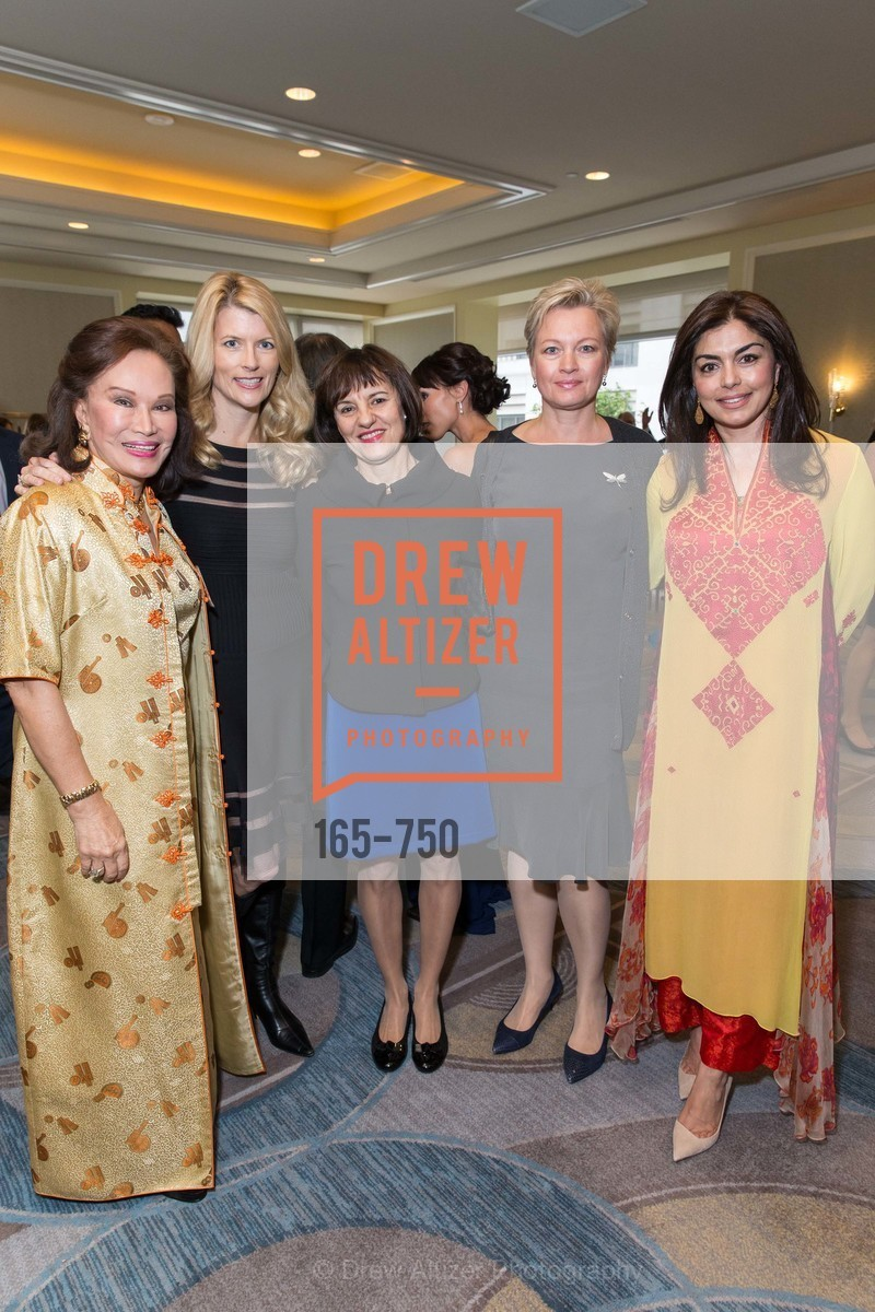 Martha Hertelendy, Diane Dwyer, Cheang Granyna, Olga Petrova, Sara Abbasi, WORLD AFFAIRS COUNCIL Awards Dinner, US, May 27th, 2015,Drew Altizer, Drew Altizer Photography, full-service agency, private events, San Francisco photographer, photographer california