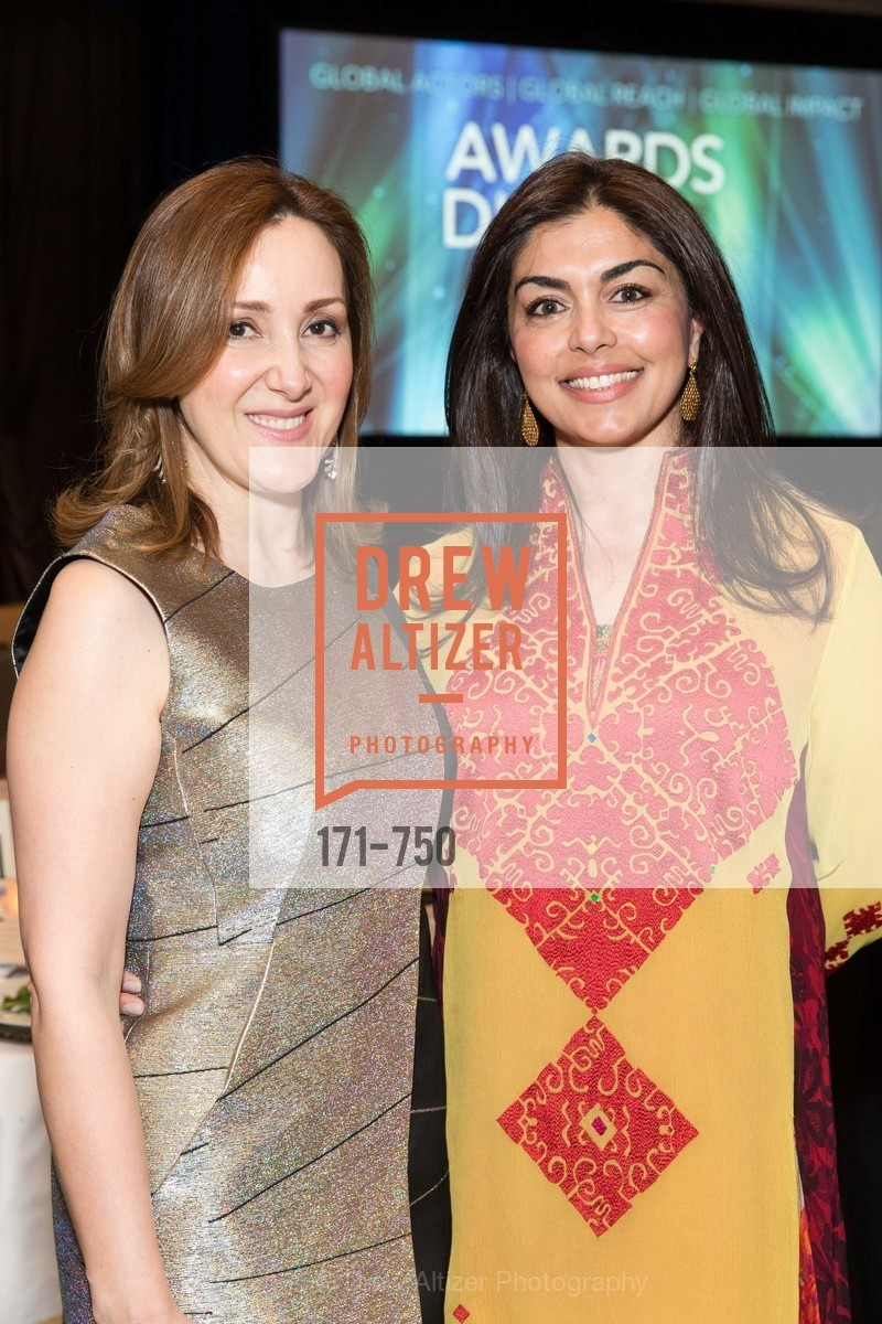 Noosheen Hashemi, Sara Abbasi, WORLD AFFAIRS COUNCIL Awards Dinner, US, May 26th, 2015,Drew Altizer, Drew Altizer Photography, full-service agency, private events, San Francisco photographer, photographer california