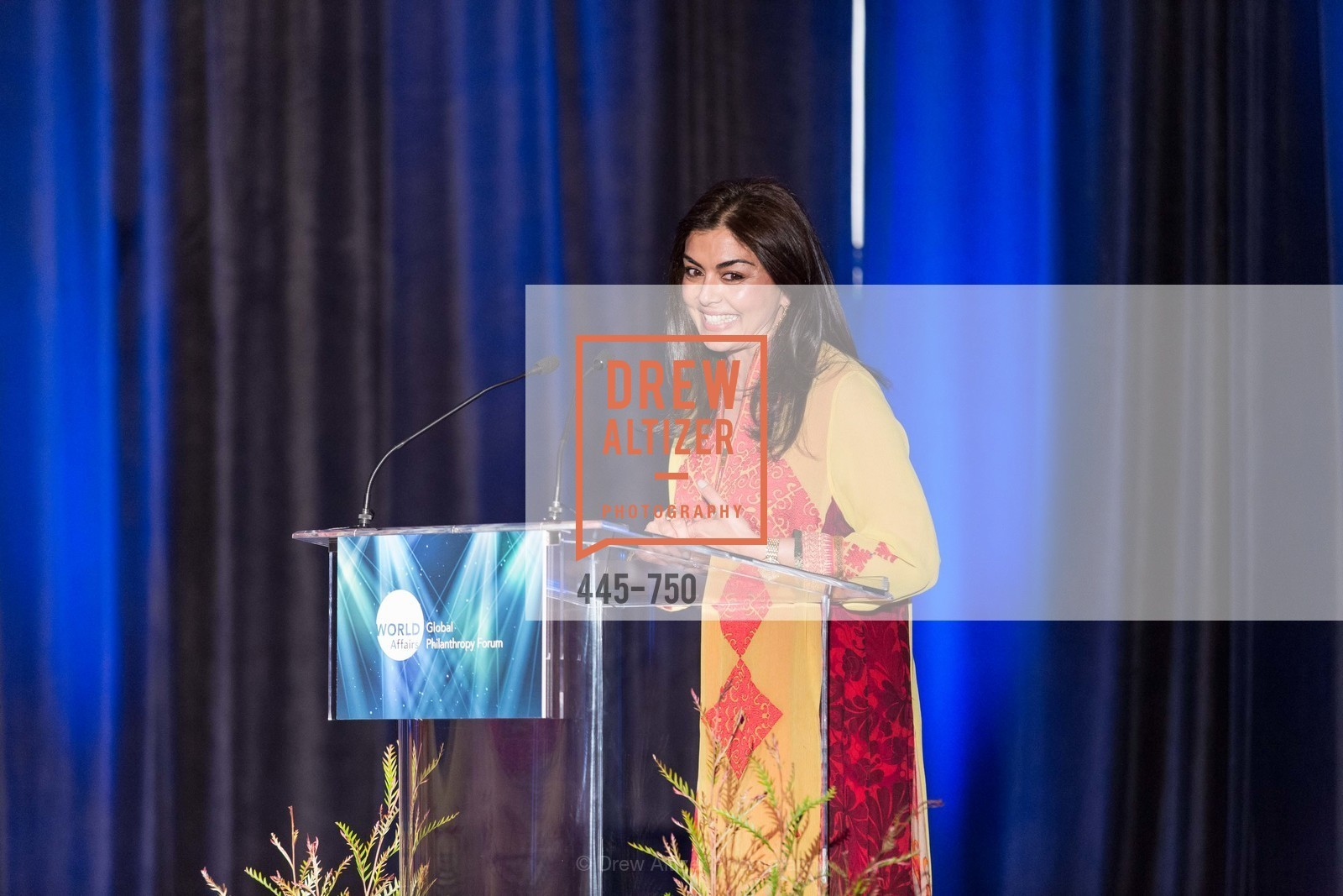 Sara Abbasi, WORLD AFFAIRS COUNCIL Awards Dinner, US, May 26th, 2015,Drew Altizer, Drew Altizer Photography, full-service agency, private events, San Francisco photographer, photographer california