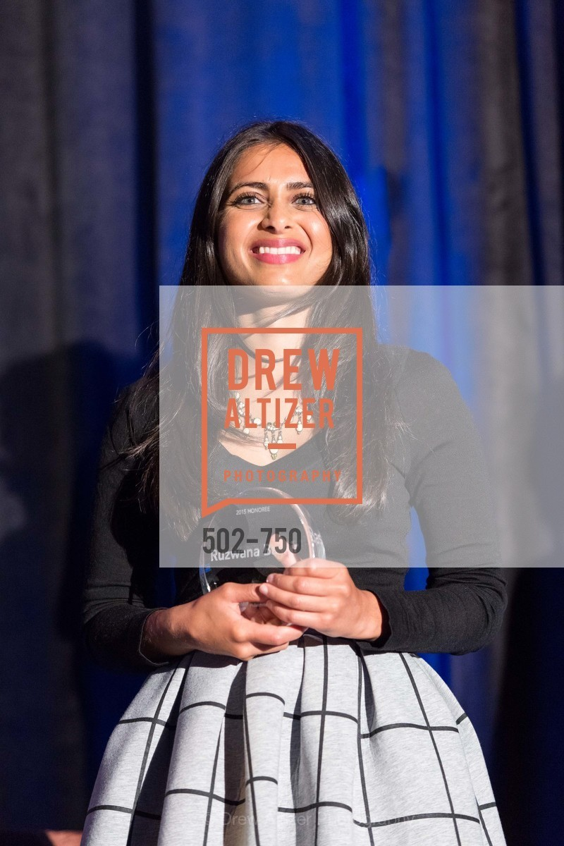 Ruzwana Bashir, WORLD AFFAIRS COUNCIL Awards Dinner, US, May 26th, 2015,Drew Altizer, Drew Altizer Photography, full-service agency, private events, San Francisco photographer, photographer california