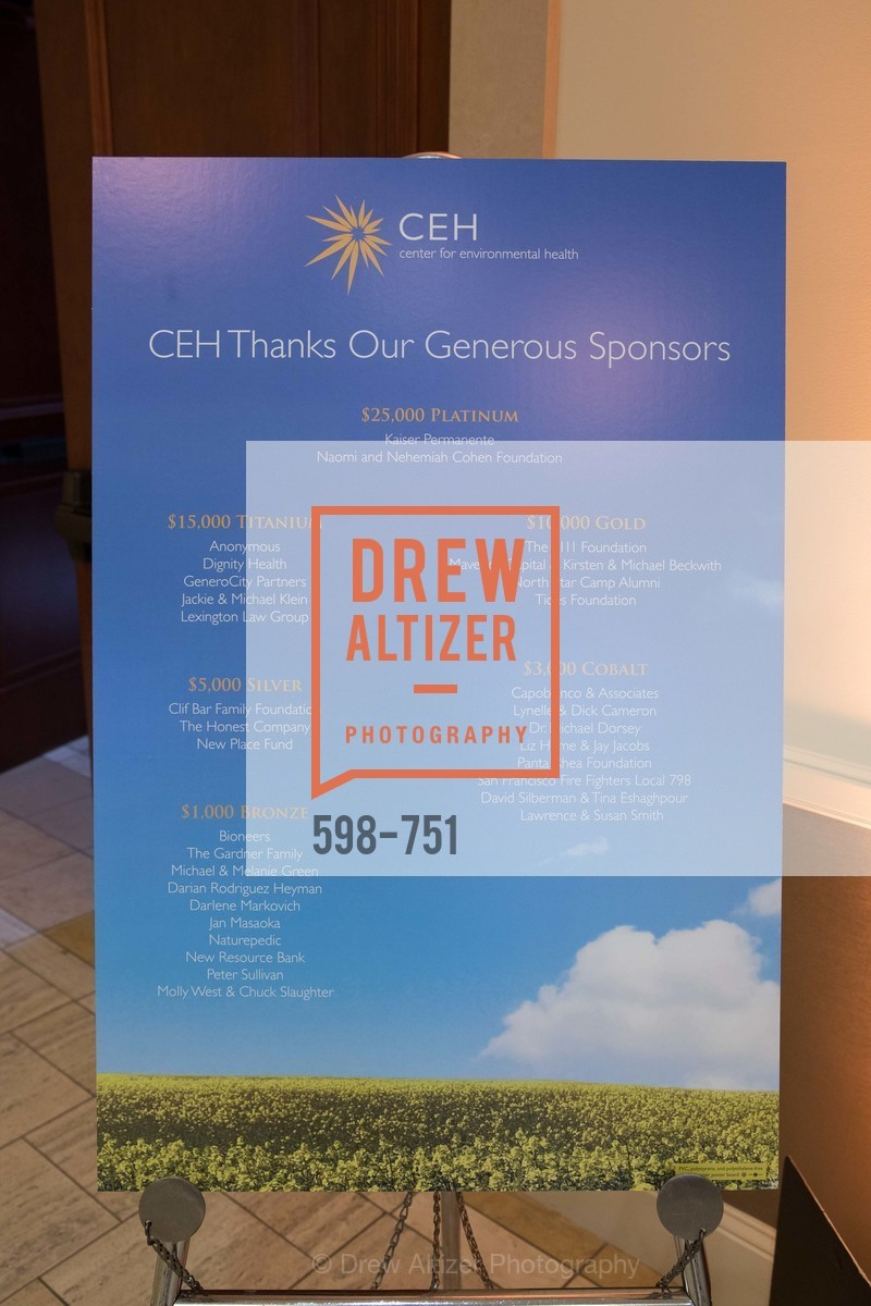 Atmosphere, CENTER FOR ENVIRONMENTAL HEALTH (CEH) 2015 Gala, Bently Reserve, May 28th, 2015,Drew Altizer, Drew Altizer Photography, full-service agency, private events, San Francisco photographer, photographer california