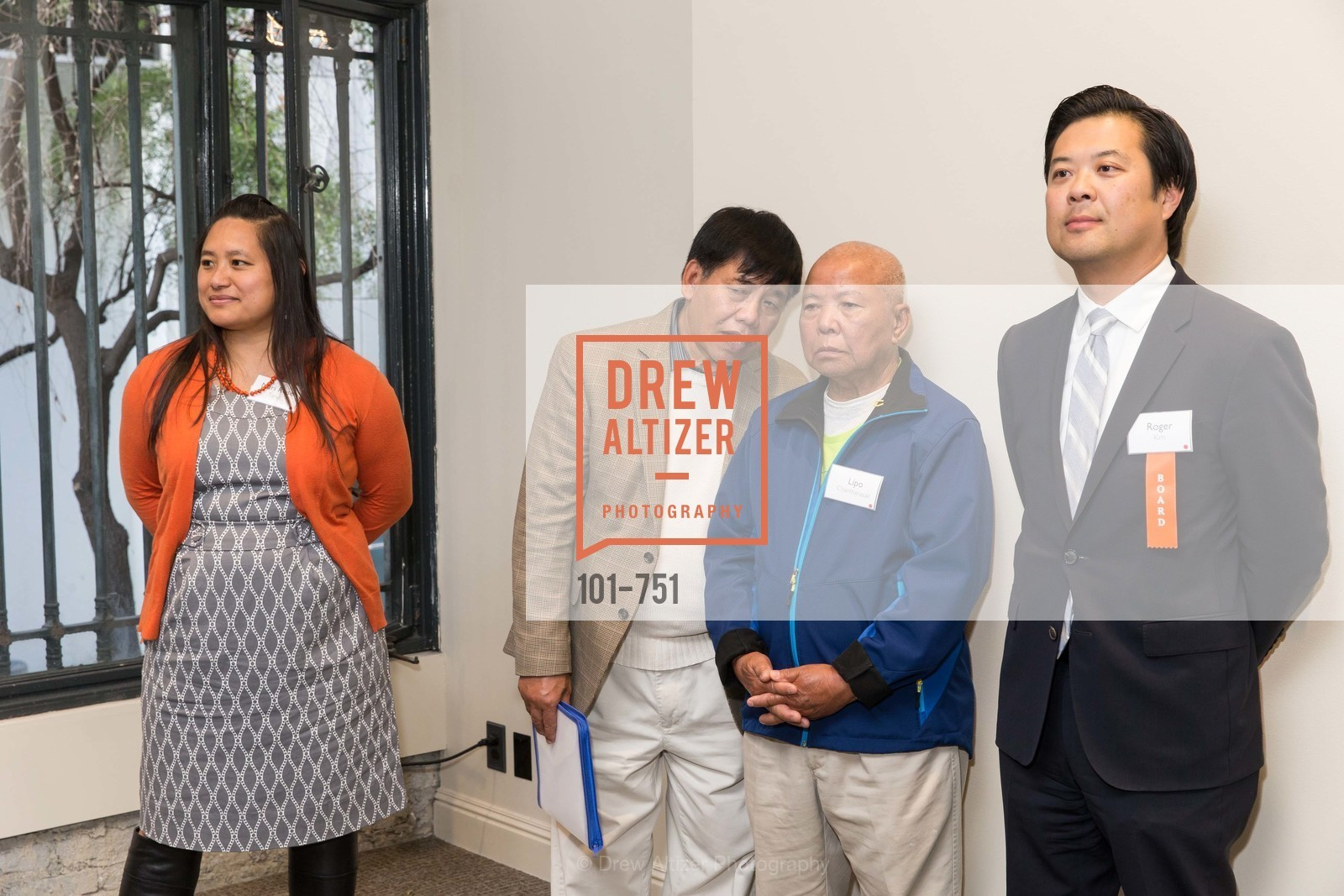 Mari Rose Taruc, Torm Nompraseurt, Lipo Chanthanasak, Roger Kim, CENTER FOR ENVIRONMENTAL HEALTH (CEH) 2015 Gala, Bently Reserve, May 28th, 2015,Drew Altizer, Drew Altizer Photography, full-service agency, private events, San Francisco photographer, photographer california
