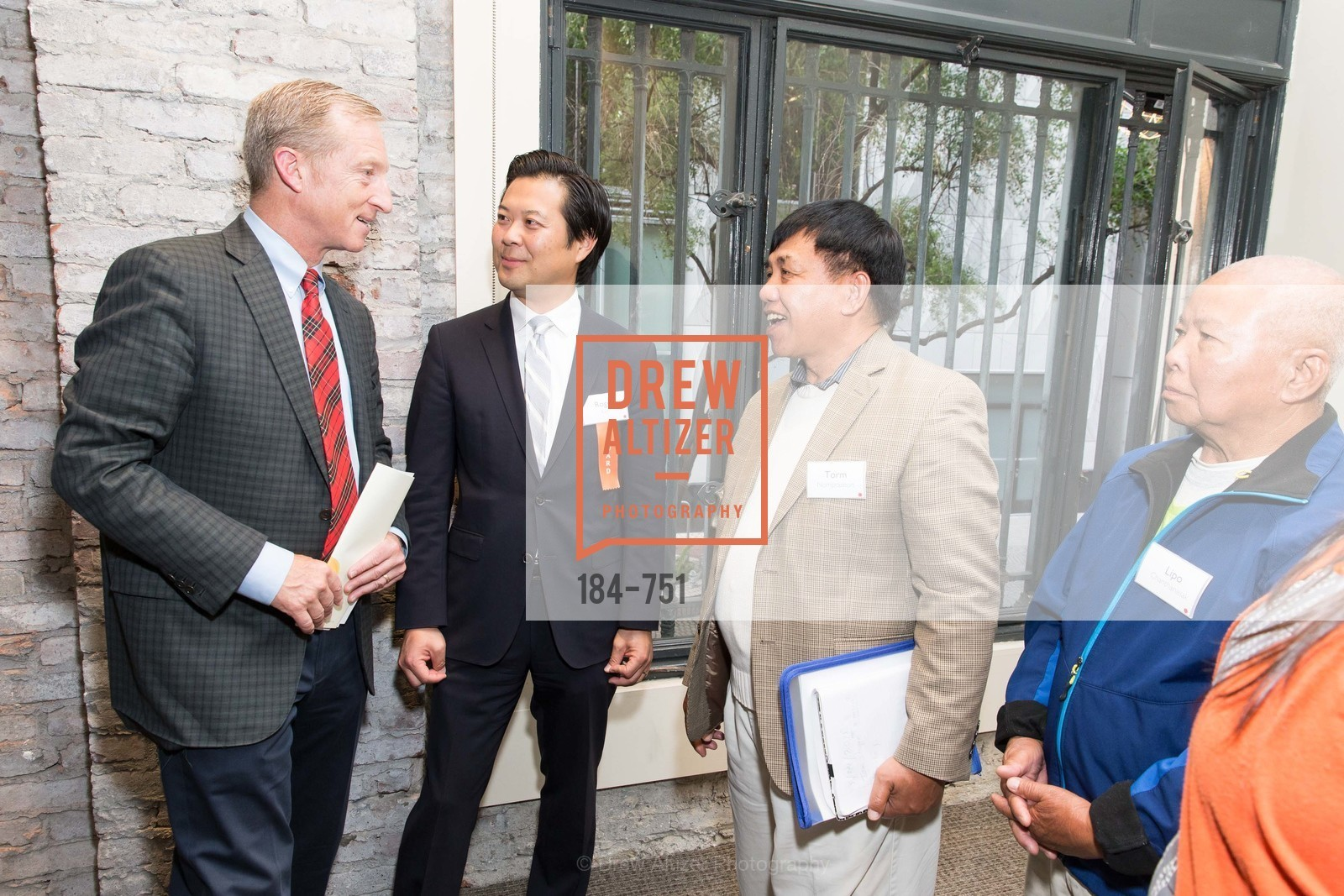 Tom Steyer, Roger Kim, Torm Nompraseurt, CENTER FOR ENVIRONMENTAL HEALTH (CEH) 2015 Gala, US, May 28th, 2015,Drew Altizer, Drew Altizer Photography, full-service agency, private events, San Francisco photographer, photographer california