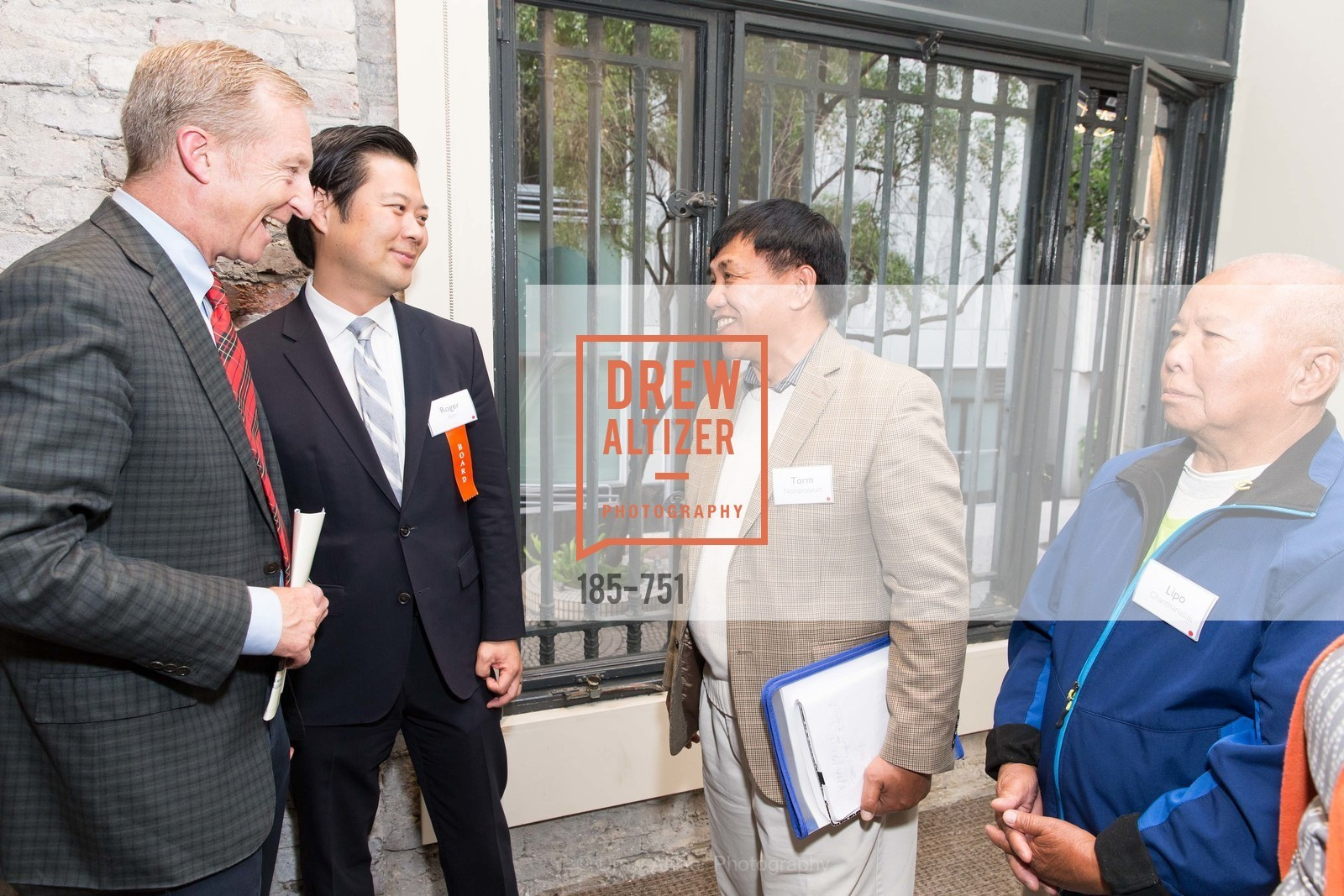 Tom Steyer, Roger Kim, Torm Nompraseurt, Lipo Chanthanasak, CENTER FOR ENVIRONMENTAL HEALTH (CEH) 2015 Gala, US, May 28th, 2015,Drew Altizer, Drew Altizer Photography, full-service agency, private events, San Francisco photographer, photographer california
