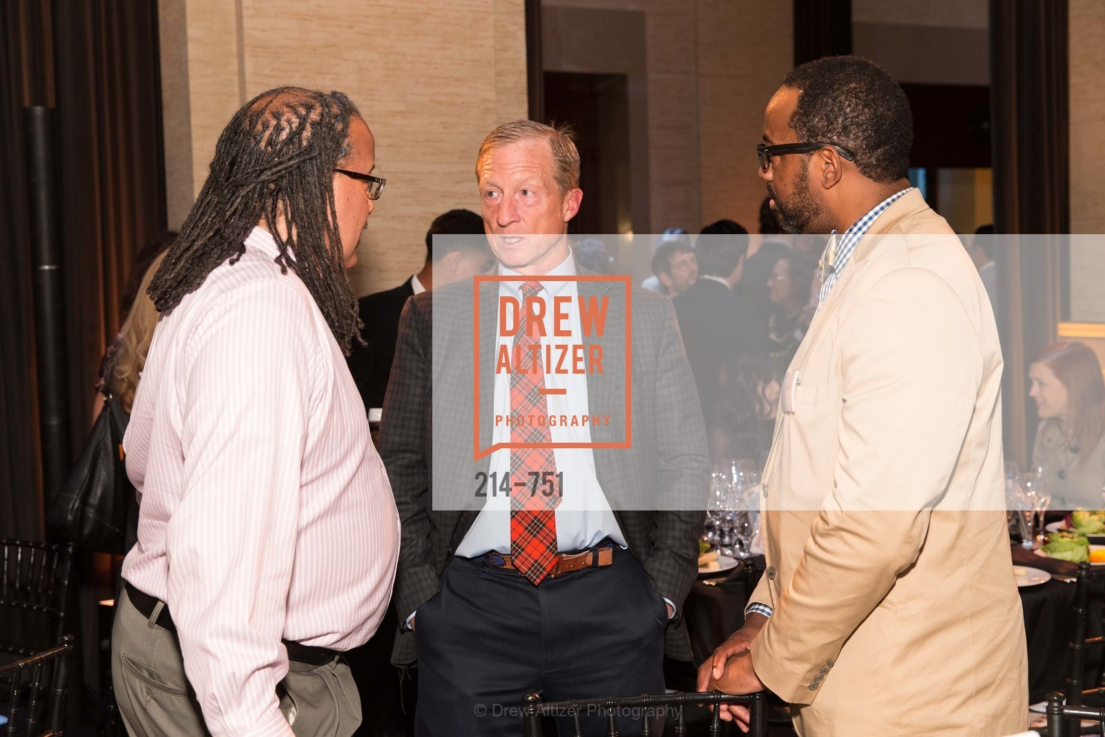 Ludovic Blain, Tom Steyer, Cecil D. Corbin-Mark, CENTER FOR ENVIRONMENTAL HEALTH (CEH) 2015 Gala, Bently Reserve, May 28th, 2015,Drew Altizer, Drew Altizer Photography, full-service agency, private events, San Francisco photographer, photographer california