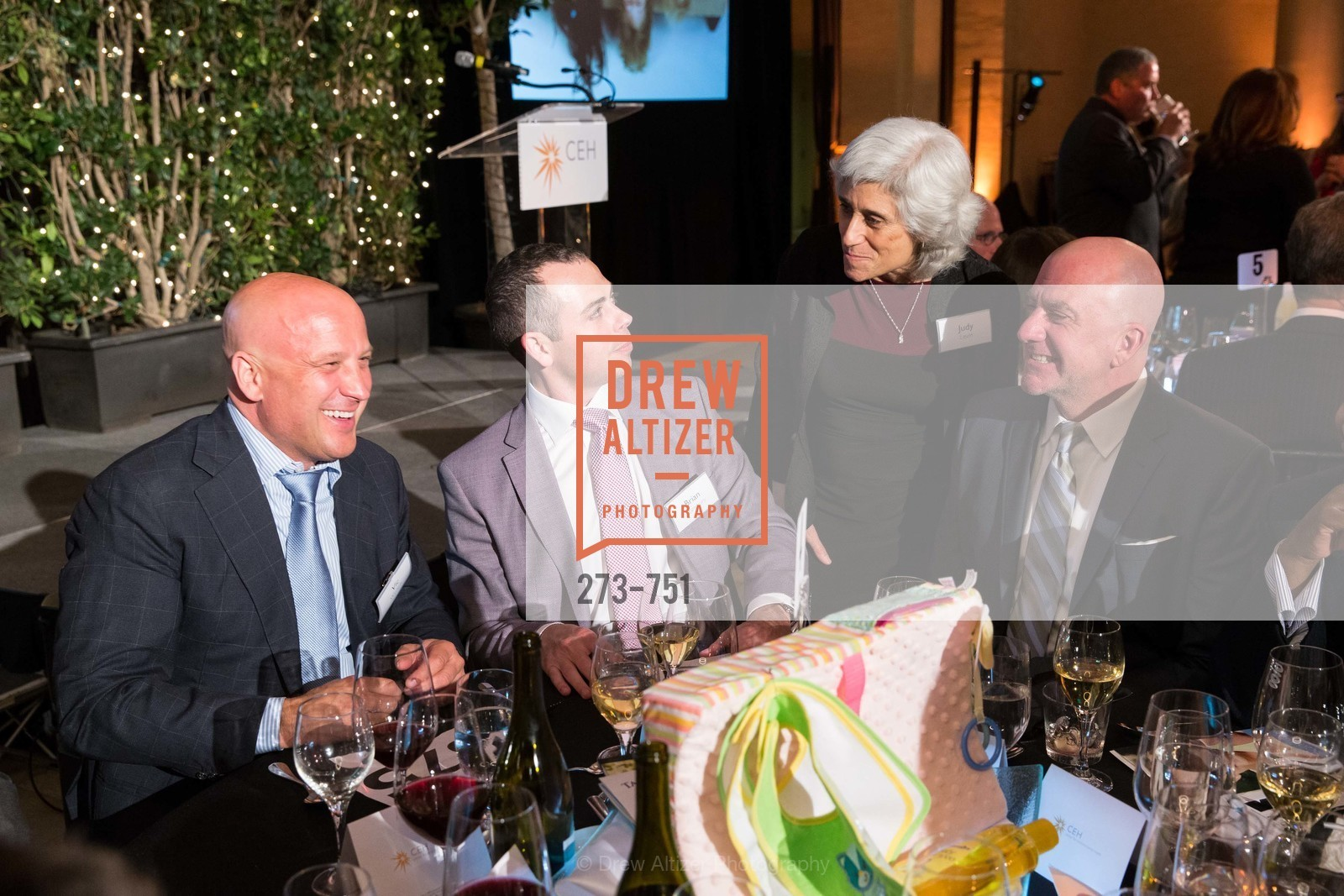 Vic Wyrsch, Brian Stansbury, Judy Levin, CENTER FOR ENVIRONMENTAL HEALTH (CEH) 2015 Gala, Bently Reserve, May 28th, 2015,Drew Altizer, Drew Altizer Photography, full-service agency, private events, San Francisco photographer, photographer california