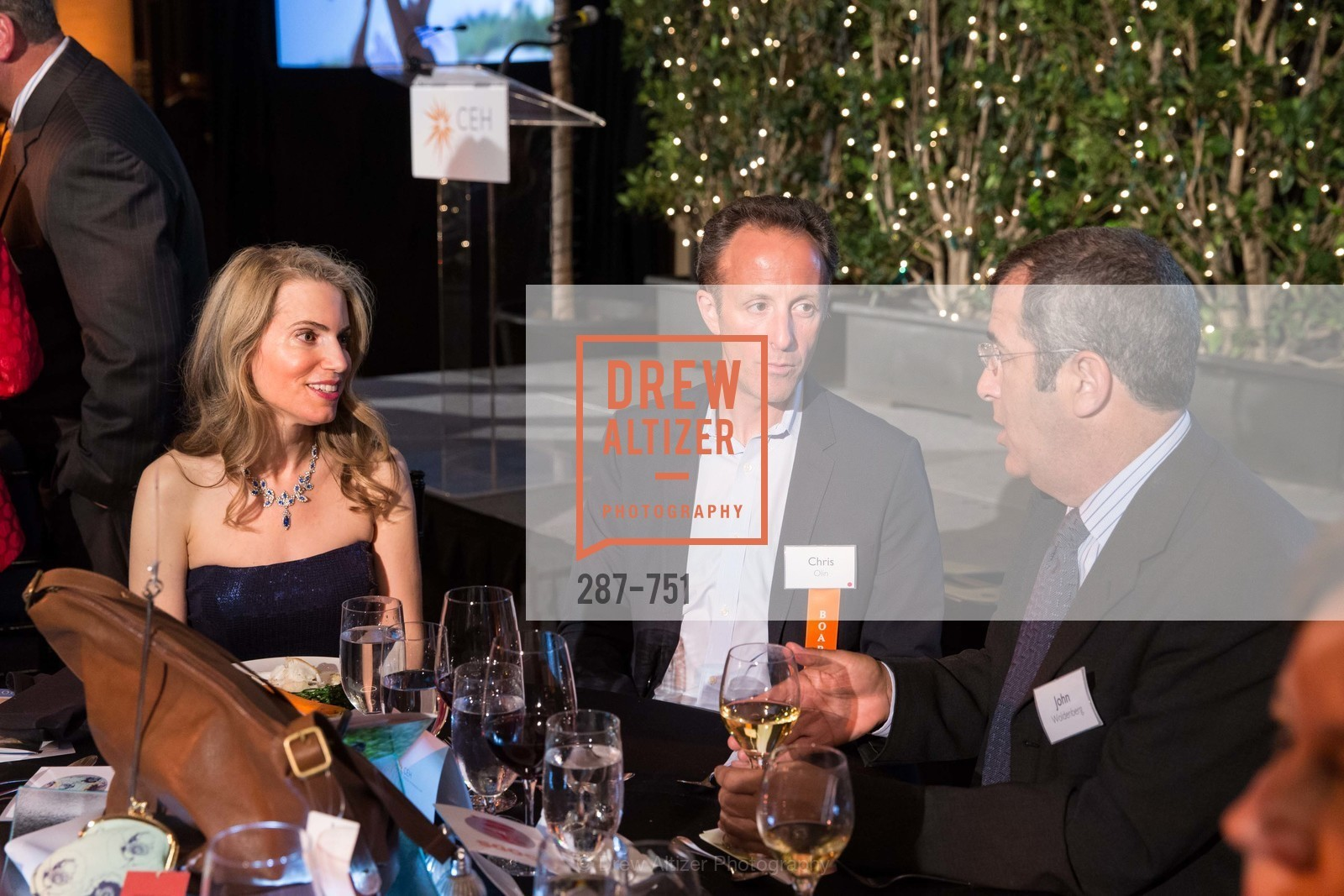 Nadine Weil, Chris Olin, John Woldenberg, CENTER FOR ENVIRONMENTAL HEALTH (CEH) 2015 Gala, US, May 28th, 2015,Drew Altizer, Drew Altizer Photography, full-service agency, private events, San Francisco photographer, photographer california