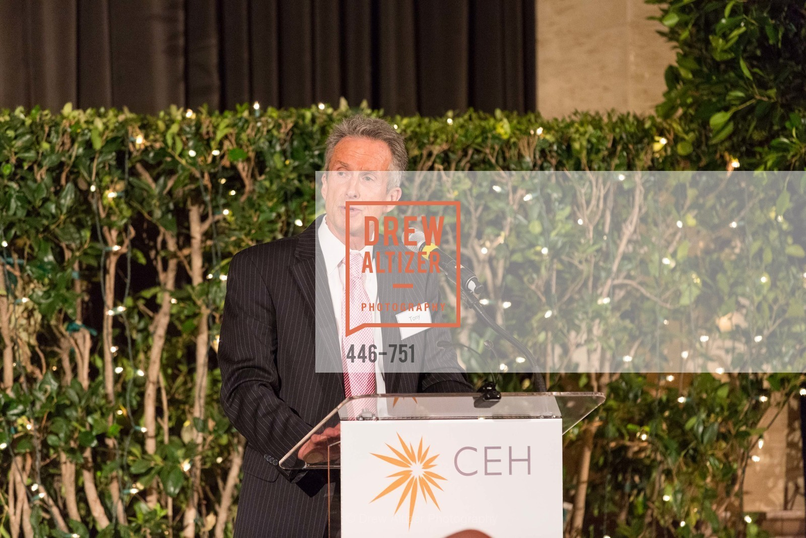 Tony Stefani, CENTER FOR ENVIRONMENTAL HEALTH (CEH) 2015 Gala, Bently Reserve, May 28th, 2015,Drew Altizer, Drew Altizer Photography, full-service agency, private events, San Francisco photographer, photographer california