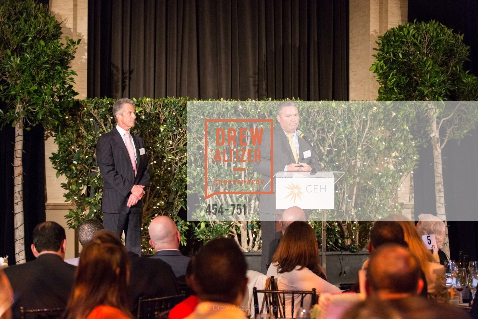 Tony Stefani, Dan Dunnigan, CENTER FOR ENVIRONMENTAL HEALTH (CEH) 2015 Gala, Bently Reserve, May 28th, 2015,Drew Altizer, Drew Altizer Photography, full-service agency, private events, San Francisco photographer, photographer california