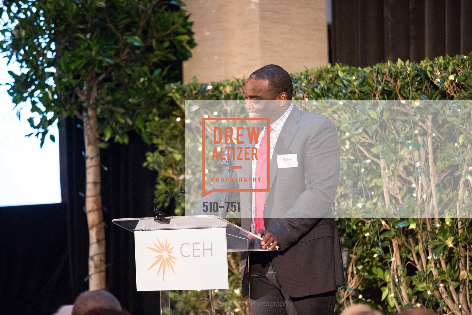 Michael Tate, CENTER FOR ENVIRONMENTAL HEALTH (CEH) 2015 Gala, Bently Reserve, May 28th, 2015,Drew Altizer, Drew Altizer Photography, full-service agency, private events, San Francisco photographer, photographer california