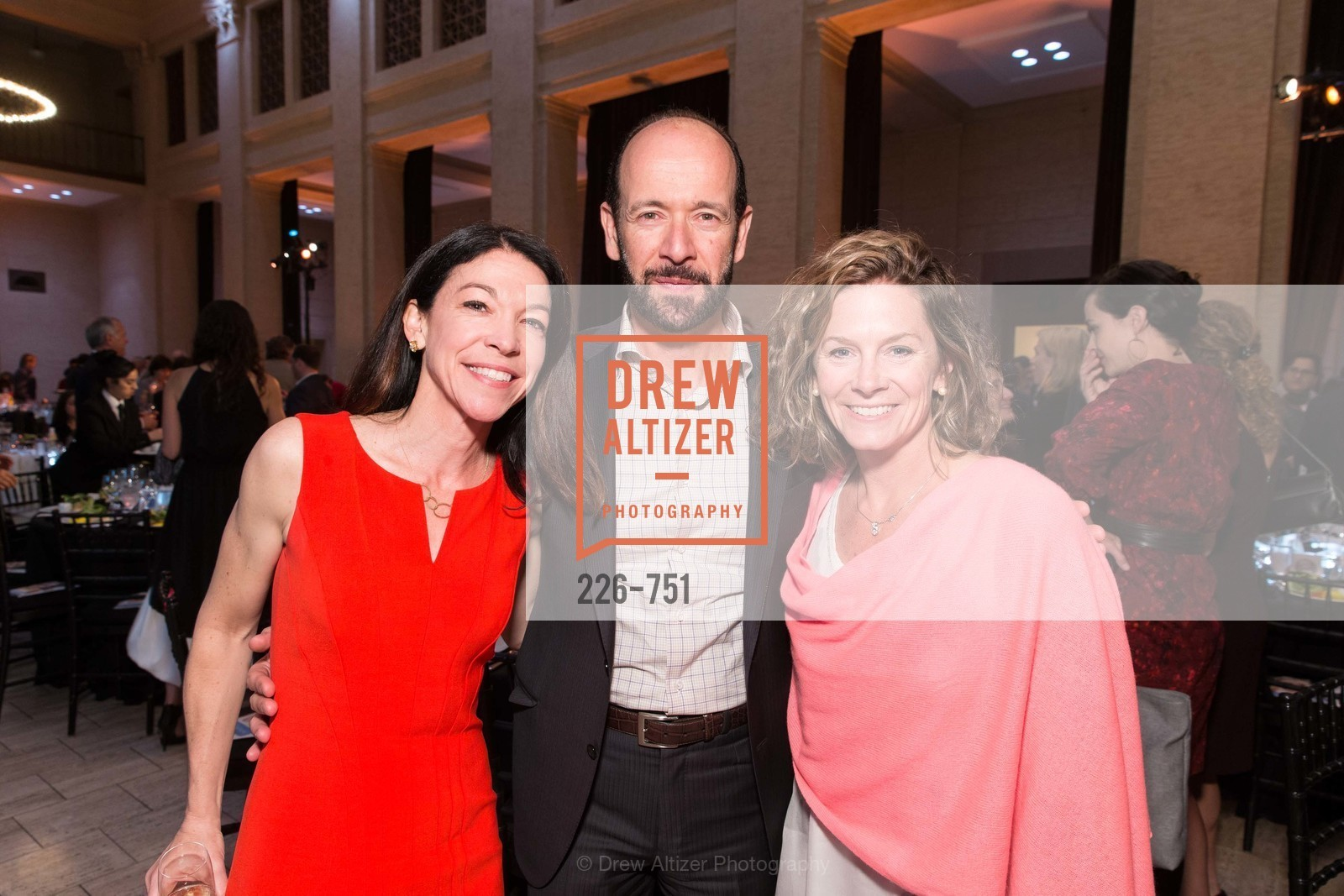 Lisa DeCarlo, Enrique Salem, Heather Walker, CENTER FOR ENVIRONMENTAL HEALTH (CEH) 2015 Gala, US, May 28th, 2015,Drew Altizer, Drew Altizer Photography, full-service agency, private events, San Francisco photographer, photographer california