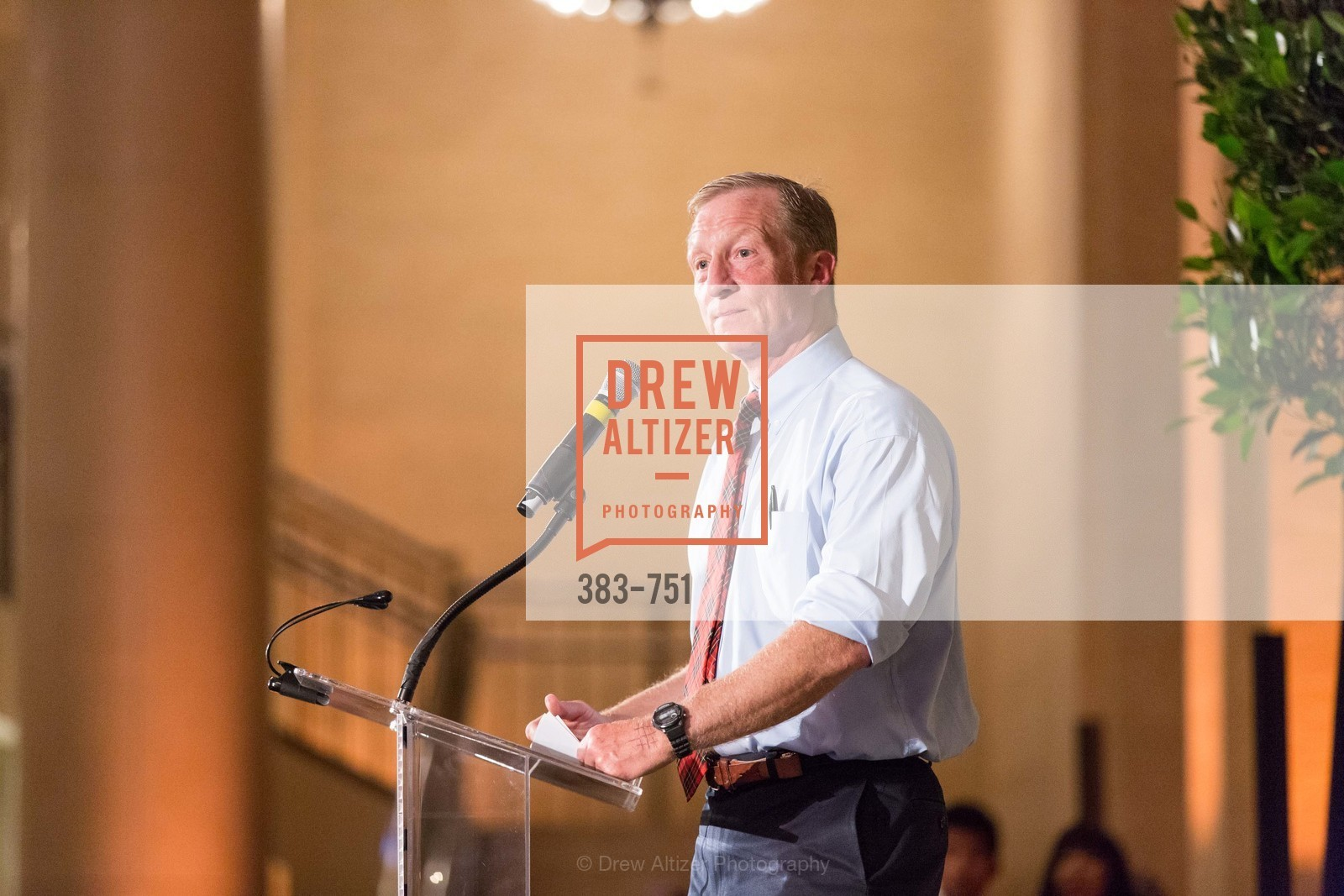 Tom Steyer, CENTER FOR ENVIRONMENTAL HEALTH (CEH) 2015 Gala, US, May 28th, 2015,Drew Altizer, Drew Altizer Photography, full-service agency, private events, San Francisco photographer, photographer california
