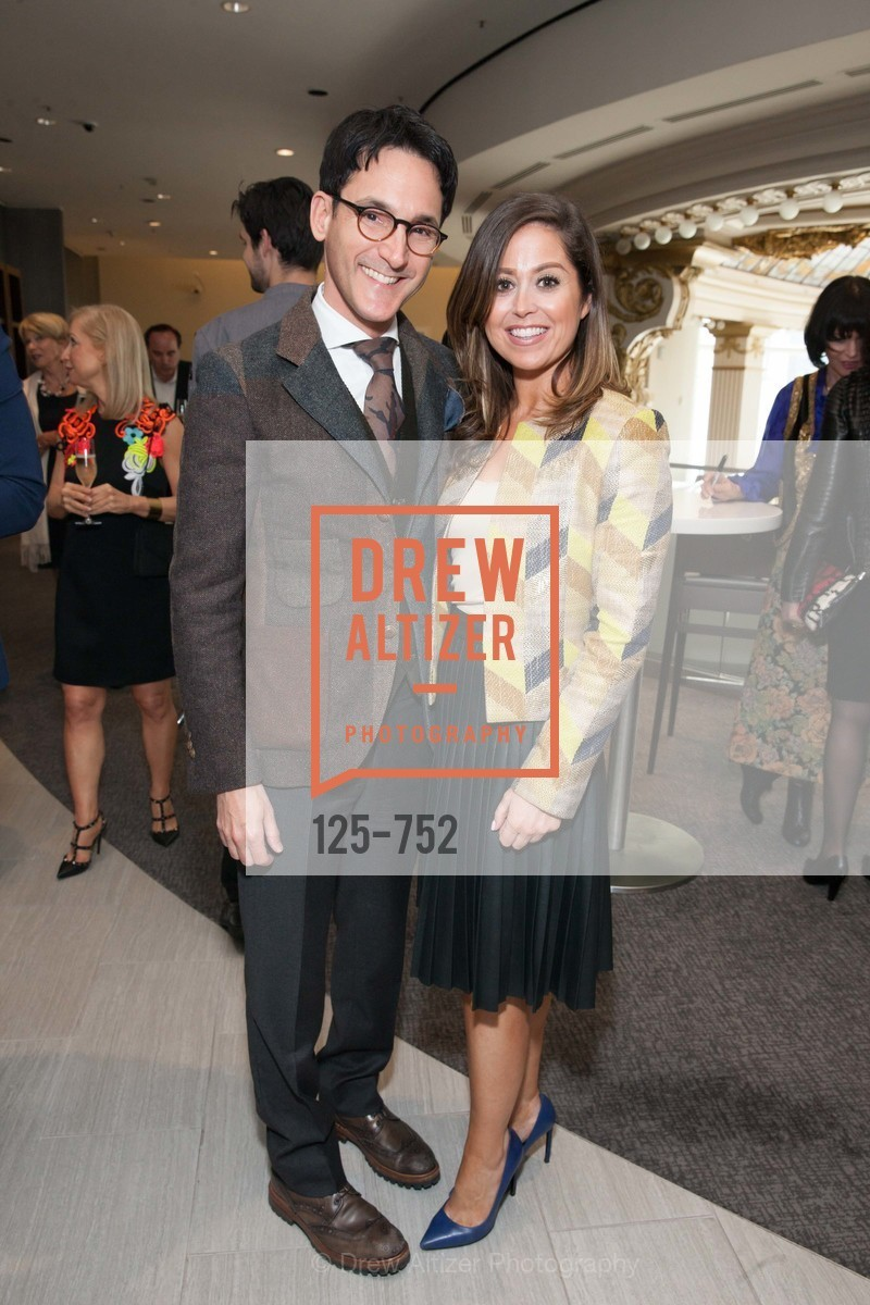 James Krohn, Shannon Blunden, Electric Fashion Book Signing with Christine Suppes & Ken Downing at THE ROTUNDA, NEIMAN MARCUS, US, May 27th, 2015,Drew Altizer, Drew Altizer Photography, full-service agency, private events, San Francisco photographer, photographer california