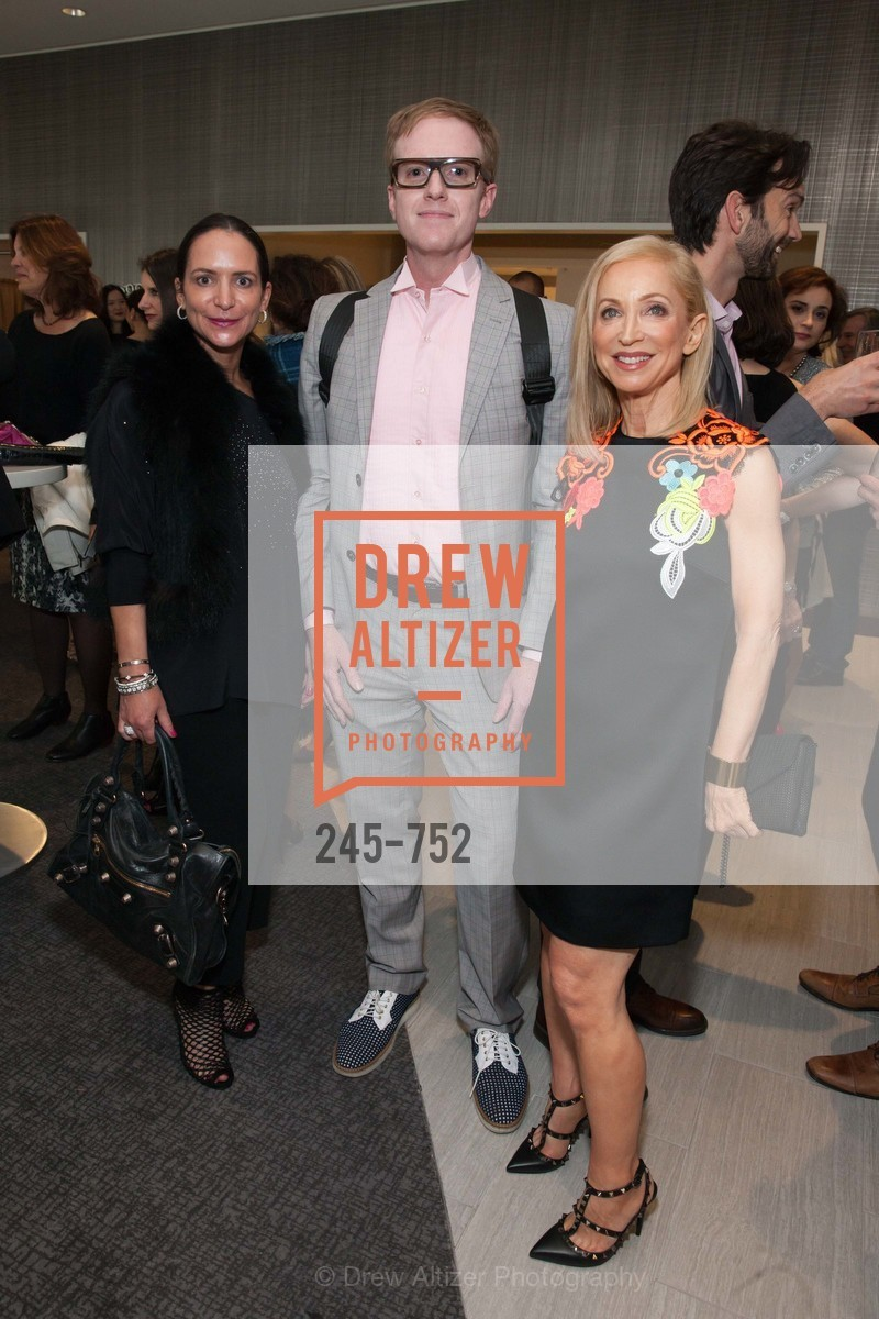 Courtney Dallaire, Stuart Riddle, Shelley Gordon, Electric Fashion Book Signing with Christine Suppes & Ken Downing at THE ROTUNDA, NEIMAN MARCUS, Neiman Marcus, Rotunda, May 27th, 2015,Drew Altizer, Drew Altizer Photography, full-service agency, private events, San Francisco photographer, photographer california