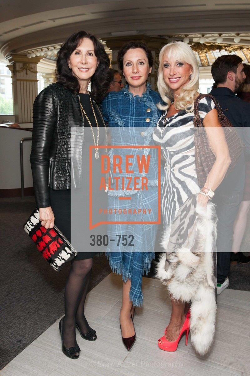 Carolyn Chandler, Clara Shayevich, Daru Kawalkowski, Electric Fashion Book Signing with Christine Suppes & Ken Downing at THE ROTUNDA, NEIMAN MARCUS, Neiman Marcus, Rotunda, May 27th, 2015,Drew Altizer, Drew Altizer Photography, full-service agency, private events, San Francisco photographer, photographer california