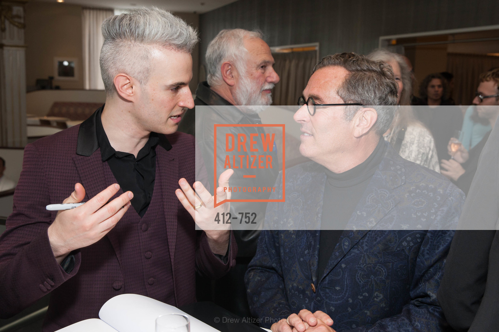 Frederic Aranda, Ricky Serbin, Electric Fashion Book Signing with Christine Suppes & Ken Downing at THE ROTUNDA, NEIMAN MARCUS, Neiman Marcus, Rotunda, May 27th, 2015,Drew Altizer, Drew Altizer Photography, full-service agency, private events, San Francisco photographer, photographer california