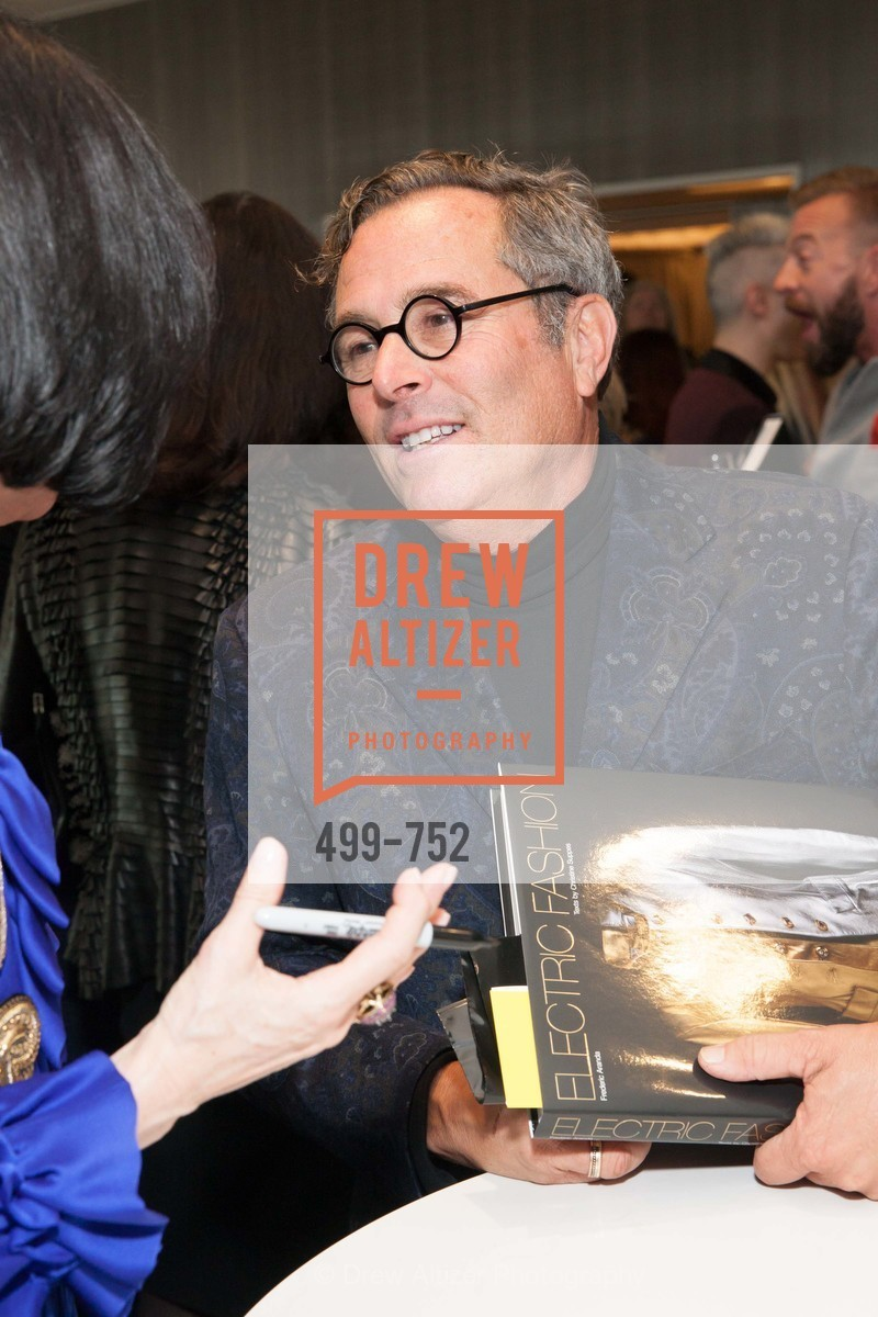 Ricky Serbin, Electric Fashion Book Signing with Christine Suppes & Ken Downing at THE ROTUNDA, NEIMAN MARCUS, US, May 27th, 2015,Drew Altizer, Drew Altizer Photography, full-service agency, private events, San Francisco photographer, photographer california