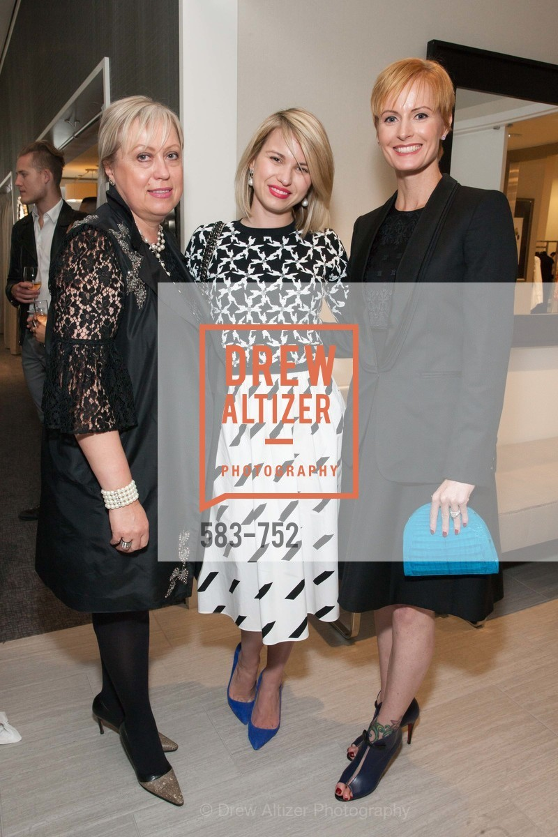Iriina Fleckner, Katya George, Claire Borel, Electric Fashion Book Signing with Christine Suppes & Ken Downing at THE ROTUNDA, NEIMAN MARCUS, US, May 27th, 2015,Drew Altizer, Drew Altizer Photography, full-service agency, private events, San Francisco photographer, photographer california