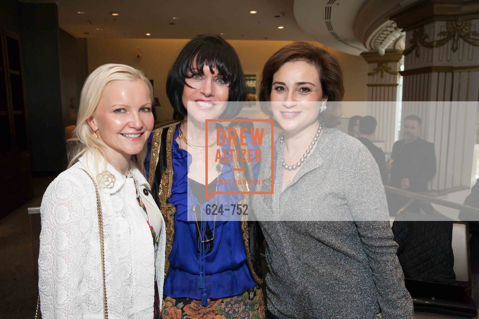 Nathalie Delrue McGuire, Christine Suppes, Dolly Chammas, Electric Fashion Book Signing with Christine Suppes & Ken Downing at THE ROTUNDA, NEIMAN MARCUS, US, May 27th, 2015,Drew Altizer, Drew Altizer Photography, full-service agency, private events, San Francisco photographer, photographer california
