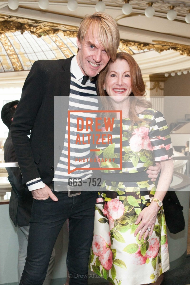 Ken Downing, Ave Seltsam, Electric Fashion Book Signing with Christine Suppes & Ken Downing at THE ROTUNDA, NEIMAN MARCUS, US, May 27th, 2015,Drew Altizer, Drew Altizer Photography, full-service agency, private events, San Francisco photographer, photographer california