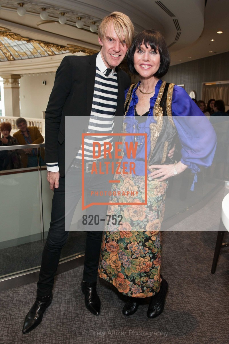 Ken Downing, Christine Suppes, Electric Fashion Book Signing with Christine Suppes & Ken Downing at THE ROTUNDA, NEIMAN MARCUS, Neiman Marcus, Rotunda, May 27th, 2015,Drew Altizer, Drew Altizer Photography, full-service agency, private events, San Francisco photographer, photographer california