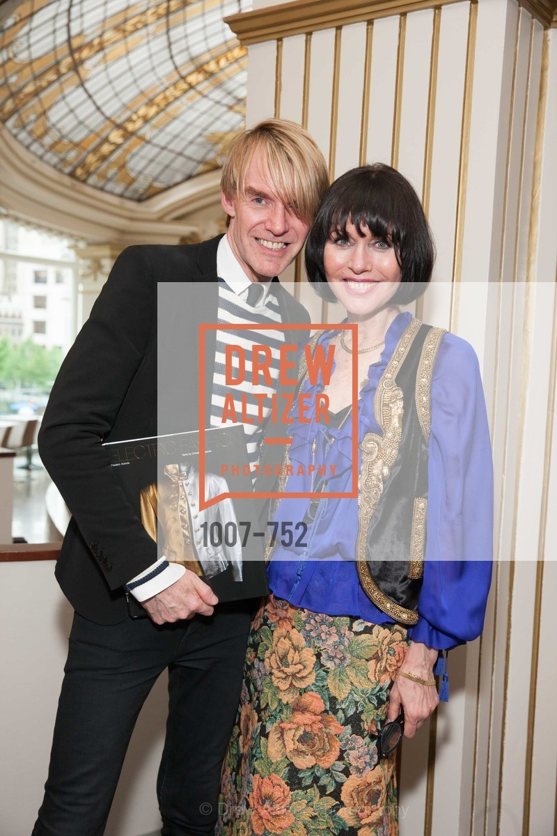 Ken Downing, Christine Suppes, Electric Fashion Book Signing with Christine Suppes & Ken Downing at THE ROTUNDA, NEIMAN MARCUS, US, May 27th, 2015,Drew Altizer, Drew Altizer Photography, full-service agency, private events, San Francisco photographer, photographer california
