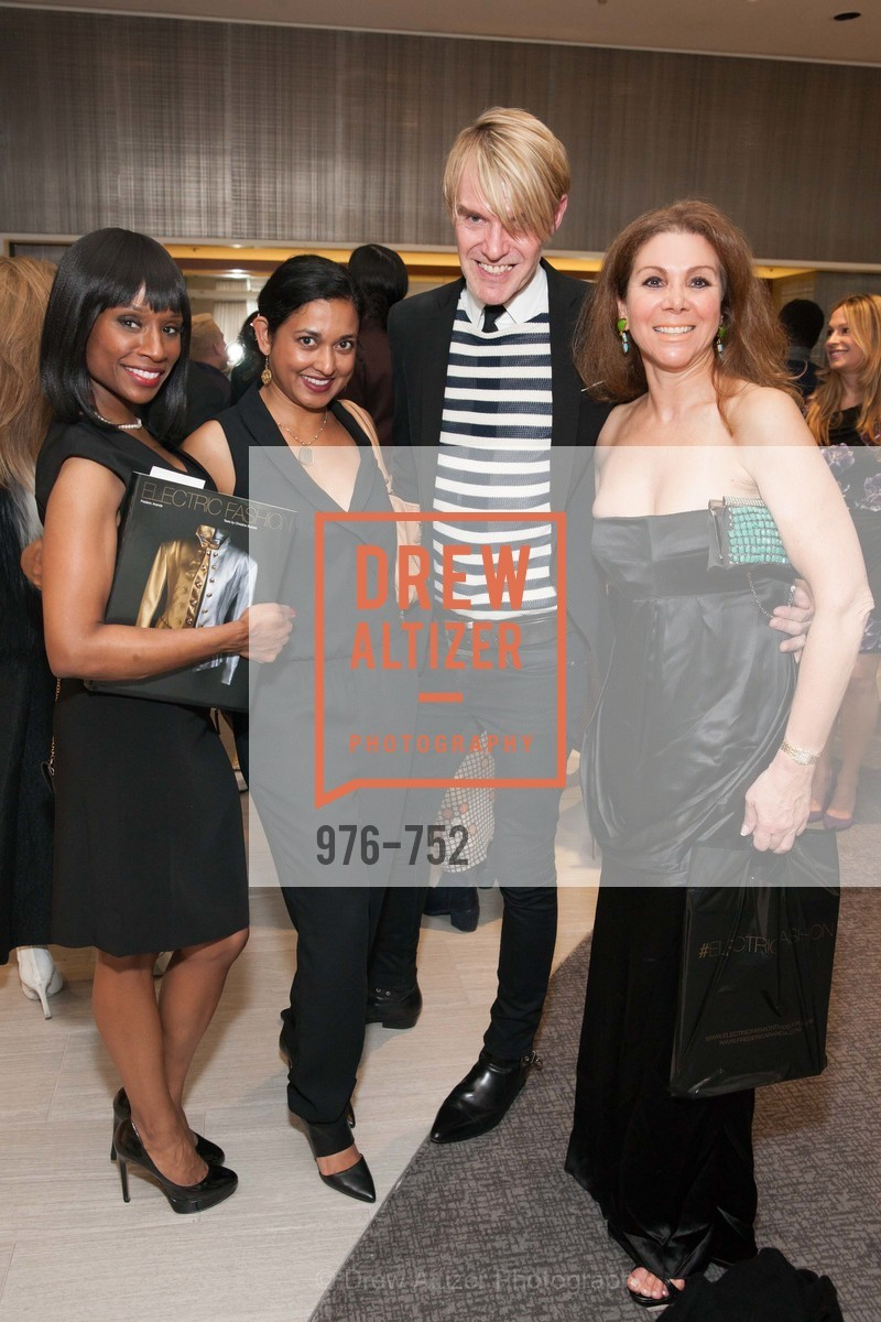 Pernella Sommerville, Shilpa Vichare, Ken Downing, Debra Leylegian, Electric Fashion Book Signing with Christine Suppes & Ken Downing at THE ROTUNDA, NEIMAN MARCUS, Neiman Marcus, Rotunda, May 27th, 2015,Drew Altizer, Drew Altizer Photography, full-service agency, private events, San Francisco photographer, photographer california