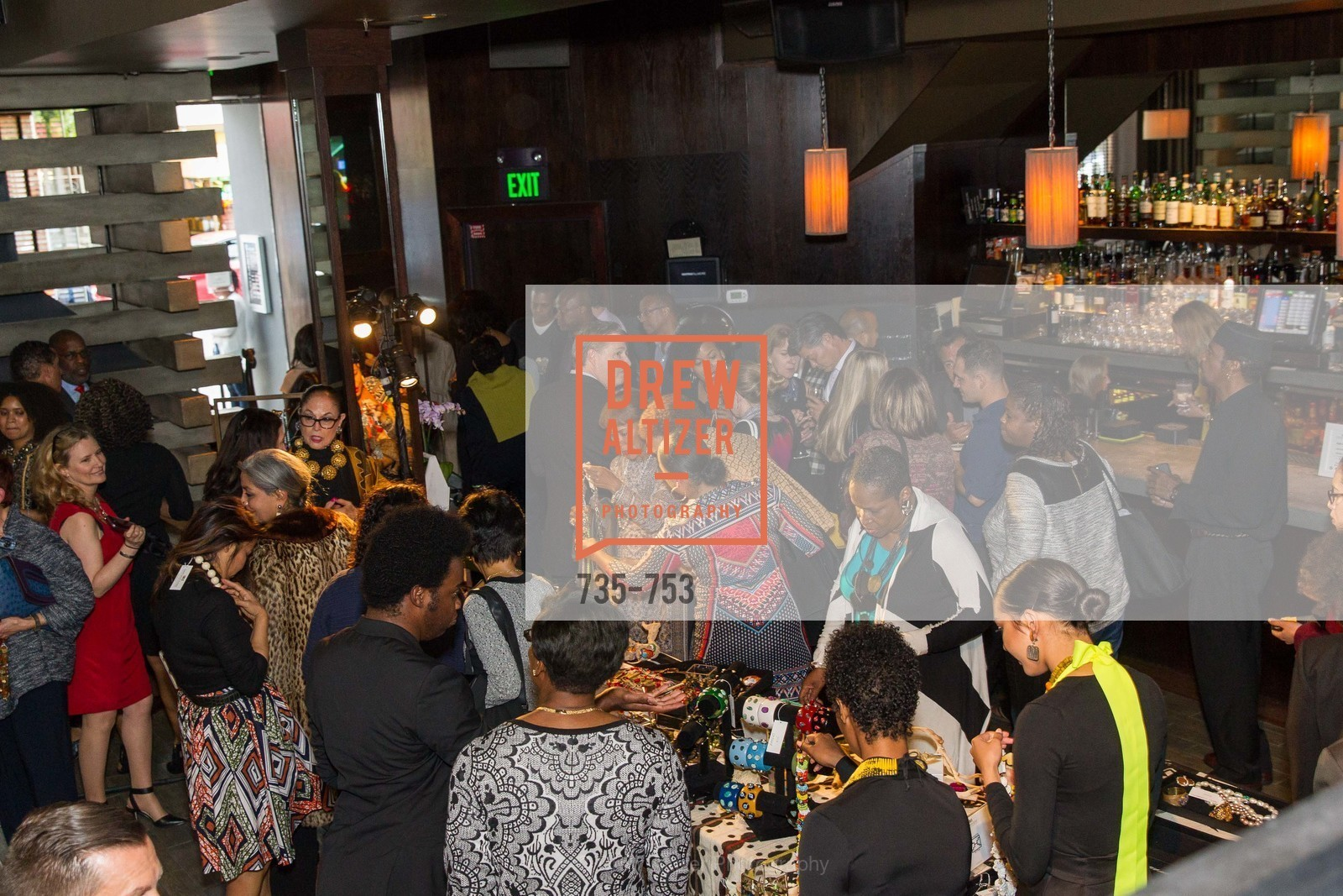 Atmosphere, INSPIRED LUXE Launch Party Hosted by Denise Bradley Tyson, US, Matrix Fillmore, May 28th, 2015,Drew Altizer, Drew Altizer Photography, full-service agency, private events, San Francisco photographer, photographer california