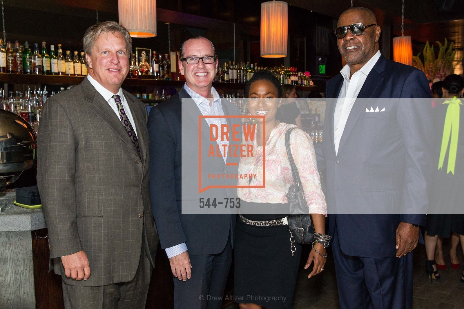 Michael Mohrrman, Joseph Deery, Keysha Bailey, Michael Baines, INSPIRED LUXE Launch Party Hosted by Denise Bradley Tyson, US, Matrix Fillmore, May 28th, 2015,Drew Altizer, Drew Altizer Photography, full-service agency, private events, San Francisco photographer, photographer california